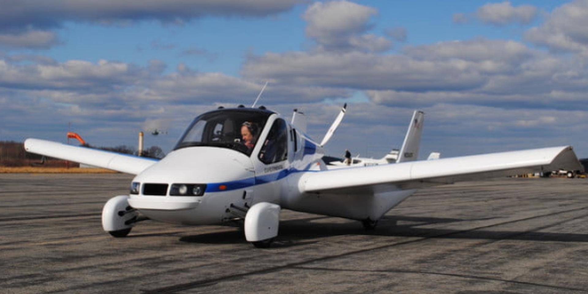 快來去考飛機駕照,2019年飛天車開賣!