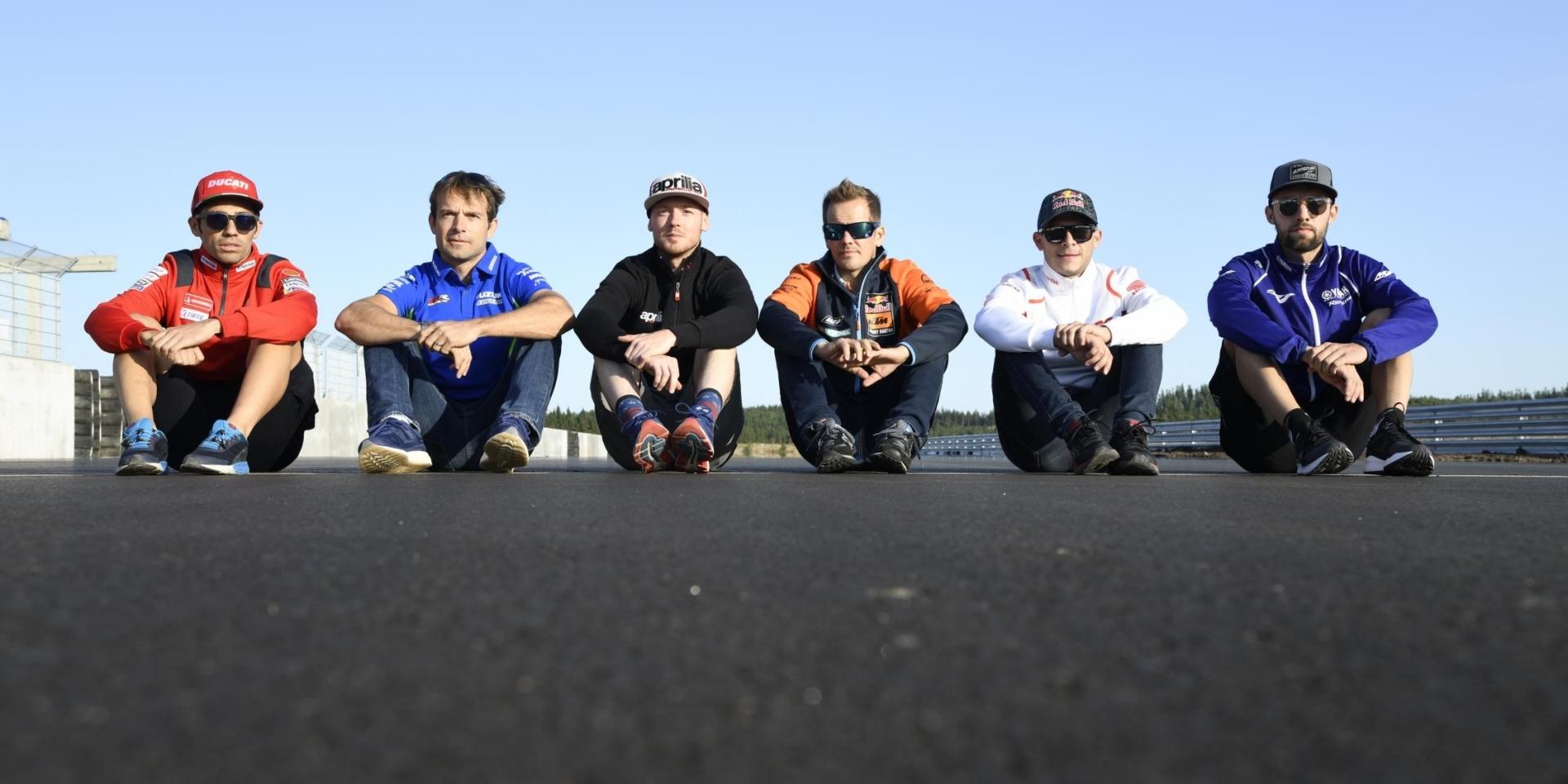 北歐賽道搶先跑!MotoGP在KymiRing進行新賽道官方測試