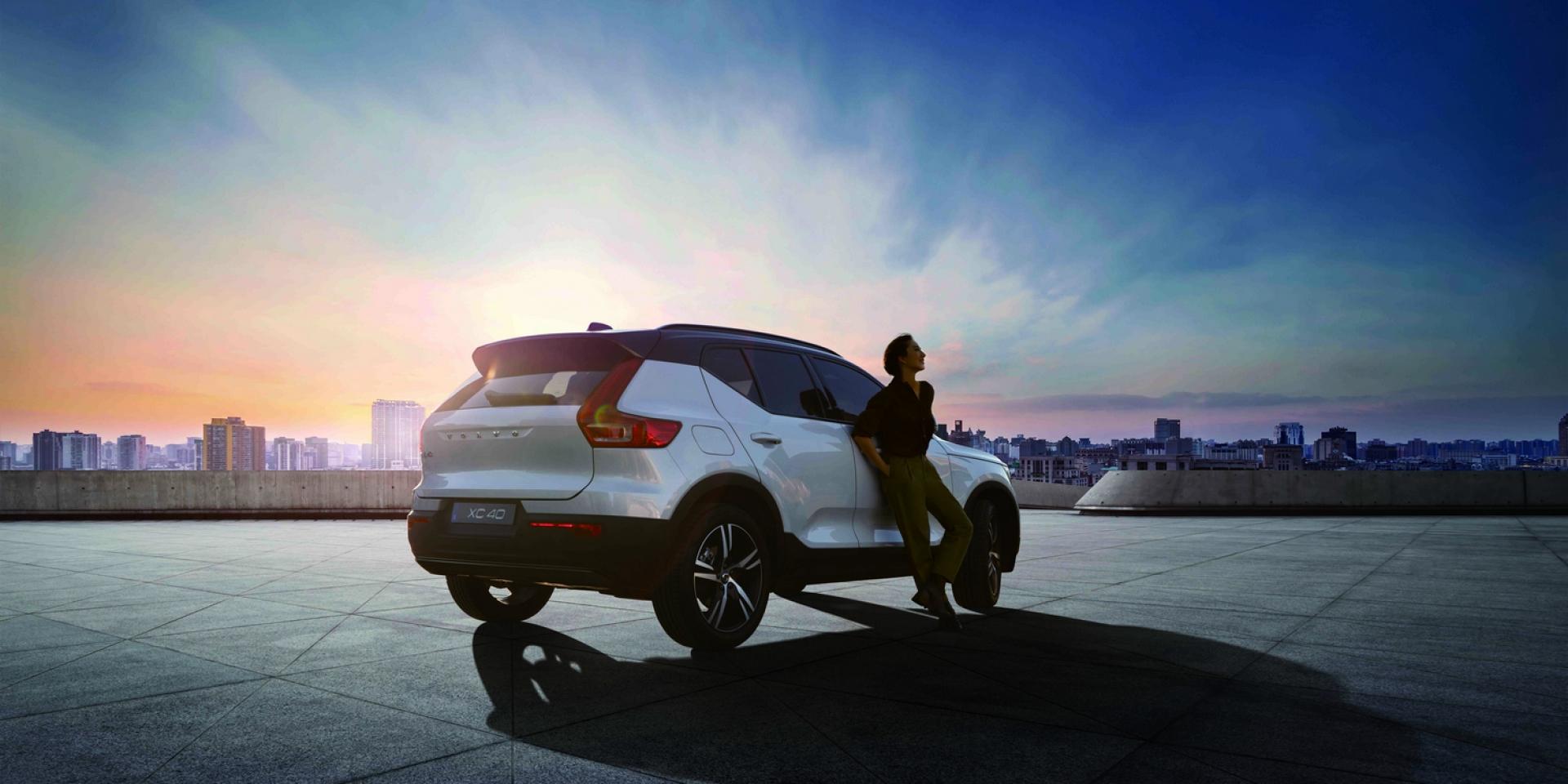 官方新聞稿。「讓世界搭上我的節奏」VOLVO與桂綸鎂共譜新篇章,全新年式Volvo XC40 T3時尚都會休旅輕動力登場