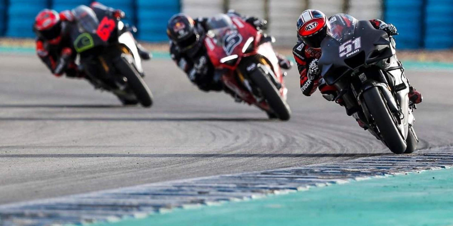 源自賽道的基因!Ducati Panigale V4S只比MotoGP廠車慢2秒!