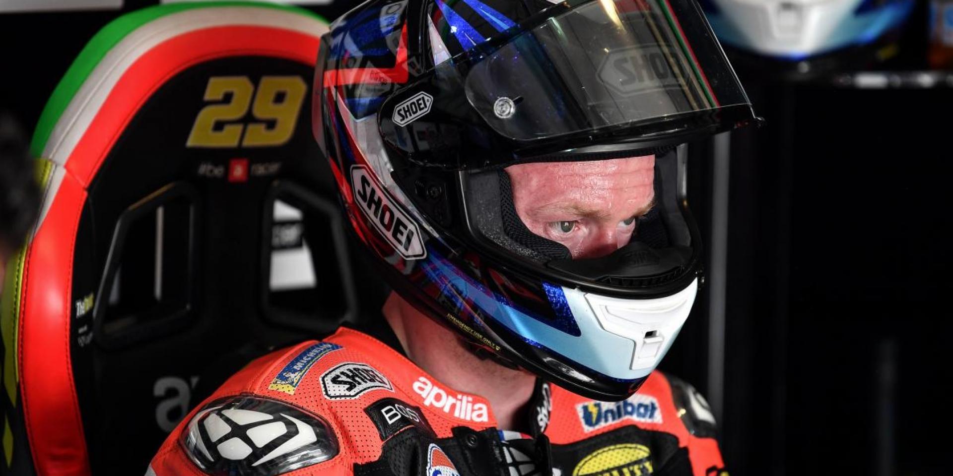 Bradley Smith:在APRILIA車隊裡,大家都知道我比Lorenzo Savadori要更快!