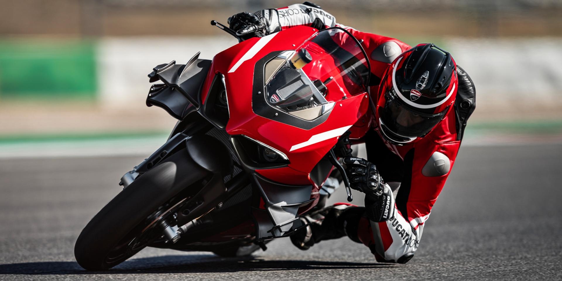 Ducati Superleggera V4登場,市售馬力重量比最強、車主可獲得試乘GP 20機會