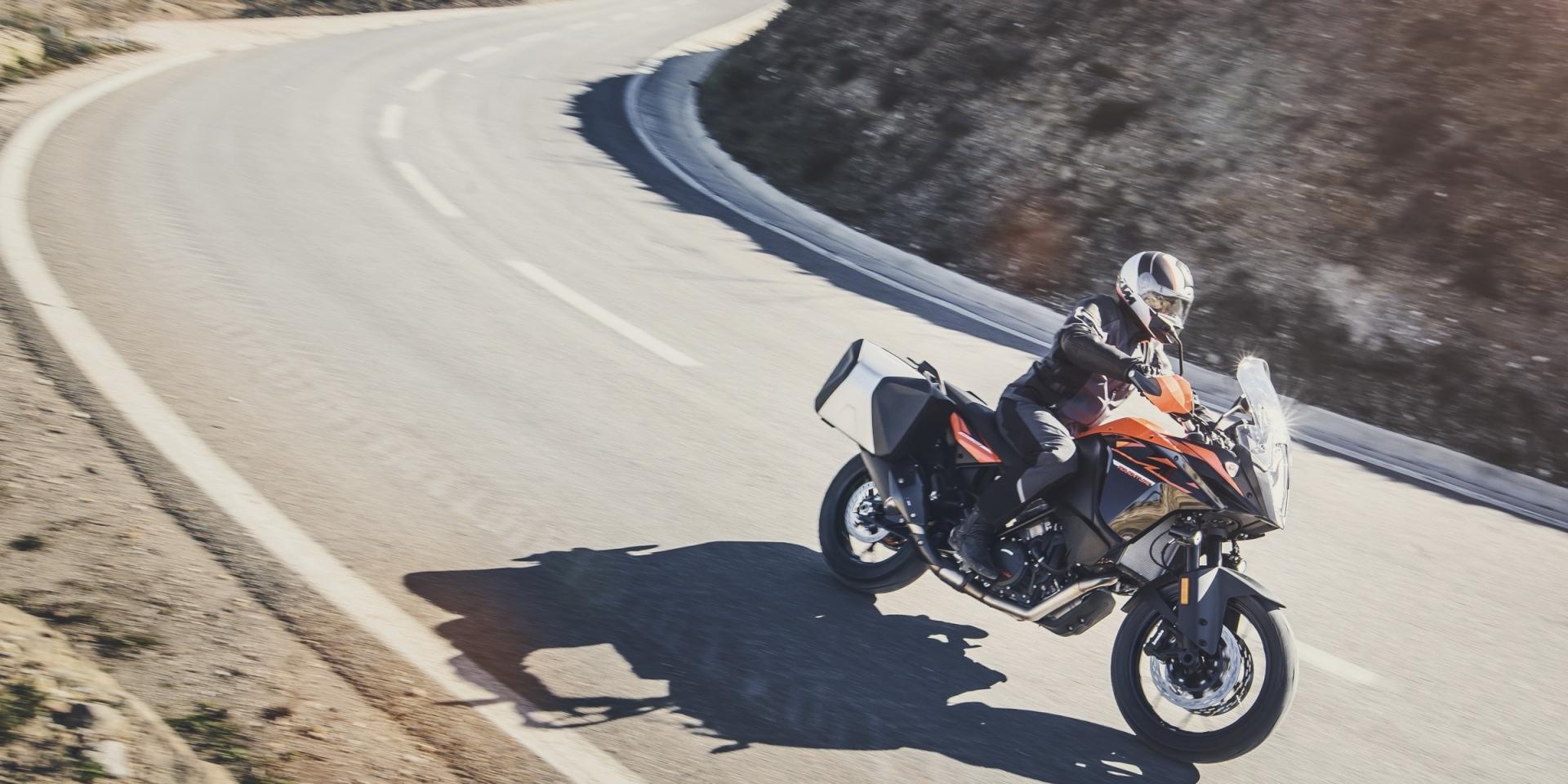 騎車不怕顧路,KTM終身移動服務計畫隨時幫助你!