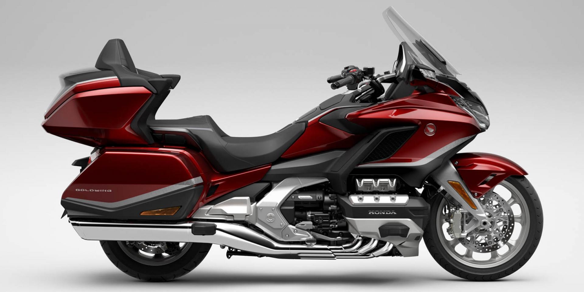 官方新聞稿。Honda Motorcycle 2021 GOLDWING尊爵豪華 榮耀登場 預接售價119.8萬起