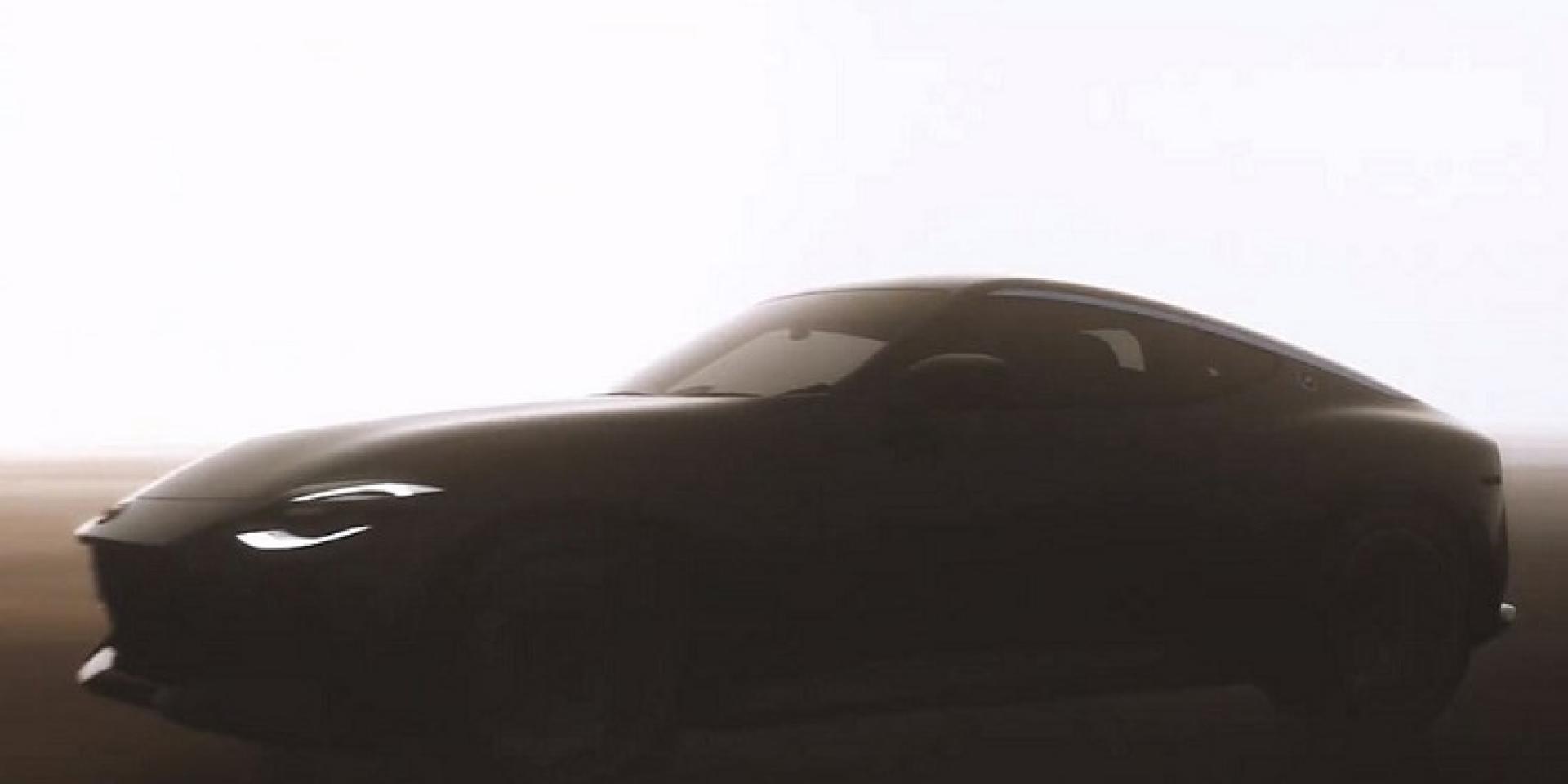 新世代Nissan Z Proto概念車回歸經典,9月16日正式亮相