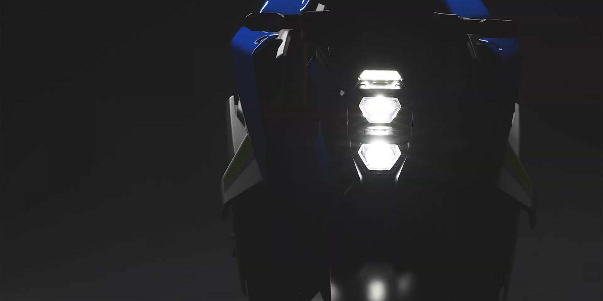小翅膀、新大燈上身。SUZUKI GSX-S1000 大改款預告曝光,4月26日發表!
