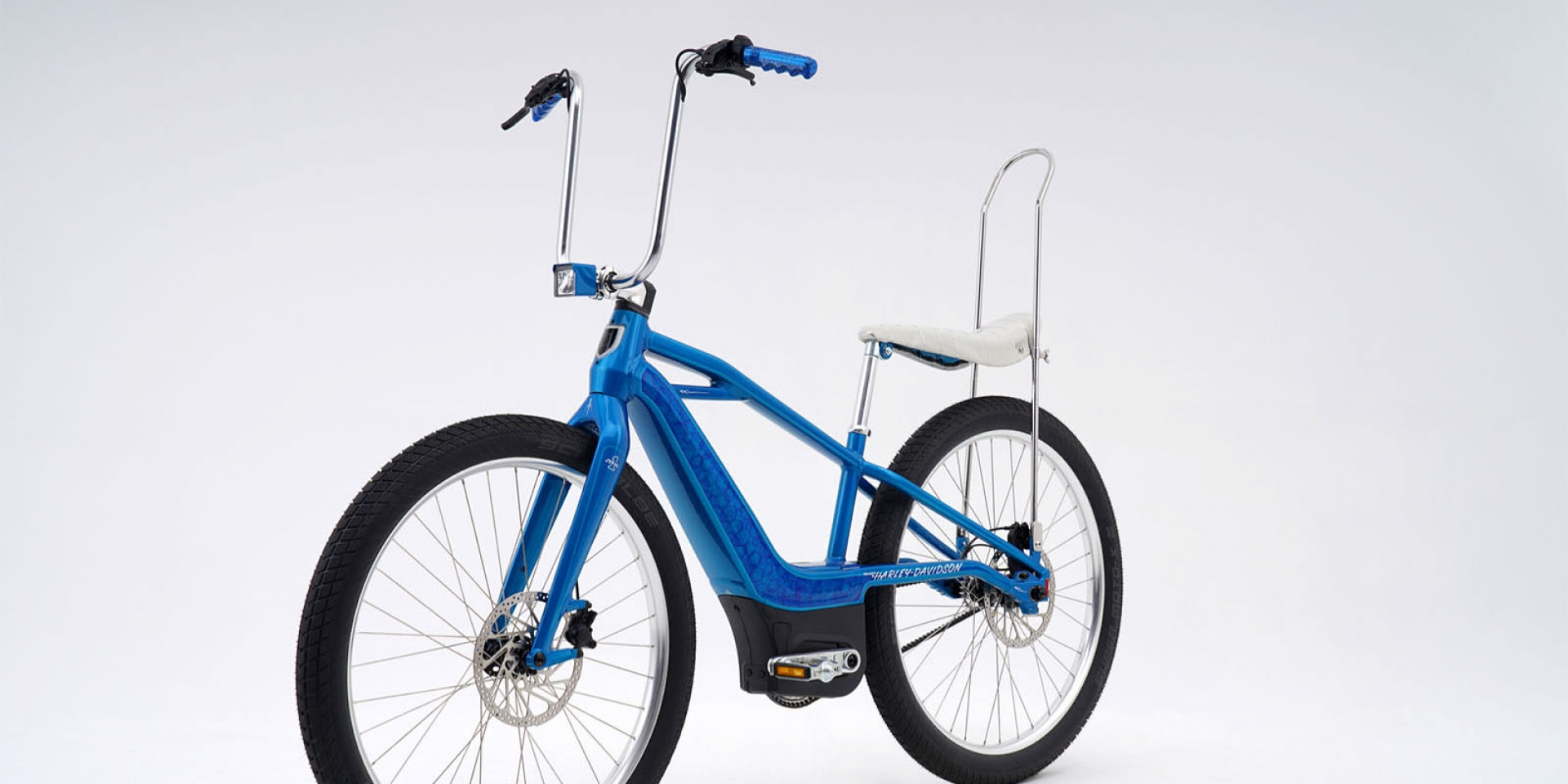最哈雷的電動腳踏車 濃厚美式風!哈雷Serial 1 MOSH/CHOPPER