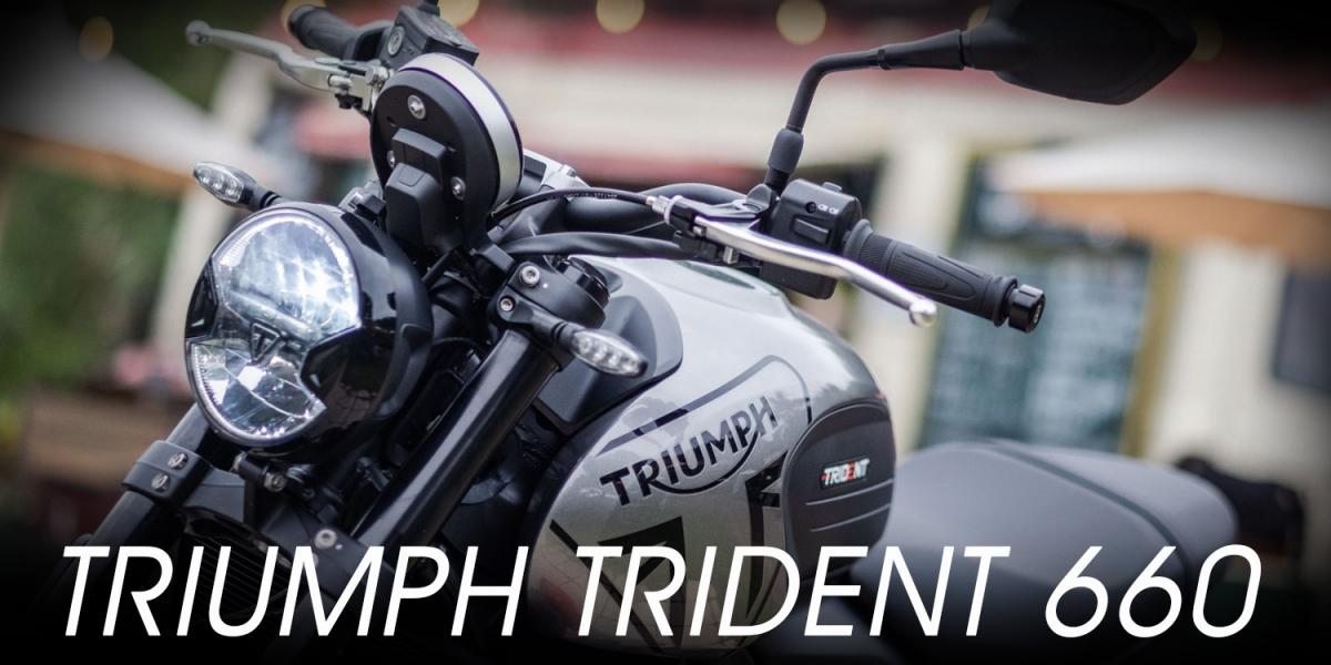 樂趣、質感兼具的日系殺手!TRIUMPH TRIDENT 660