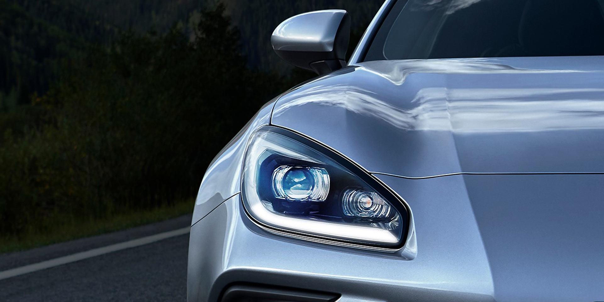 全新Subaru BRZ,11月18日正式亮相