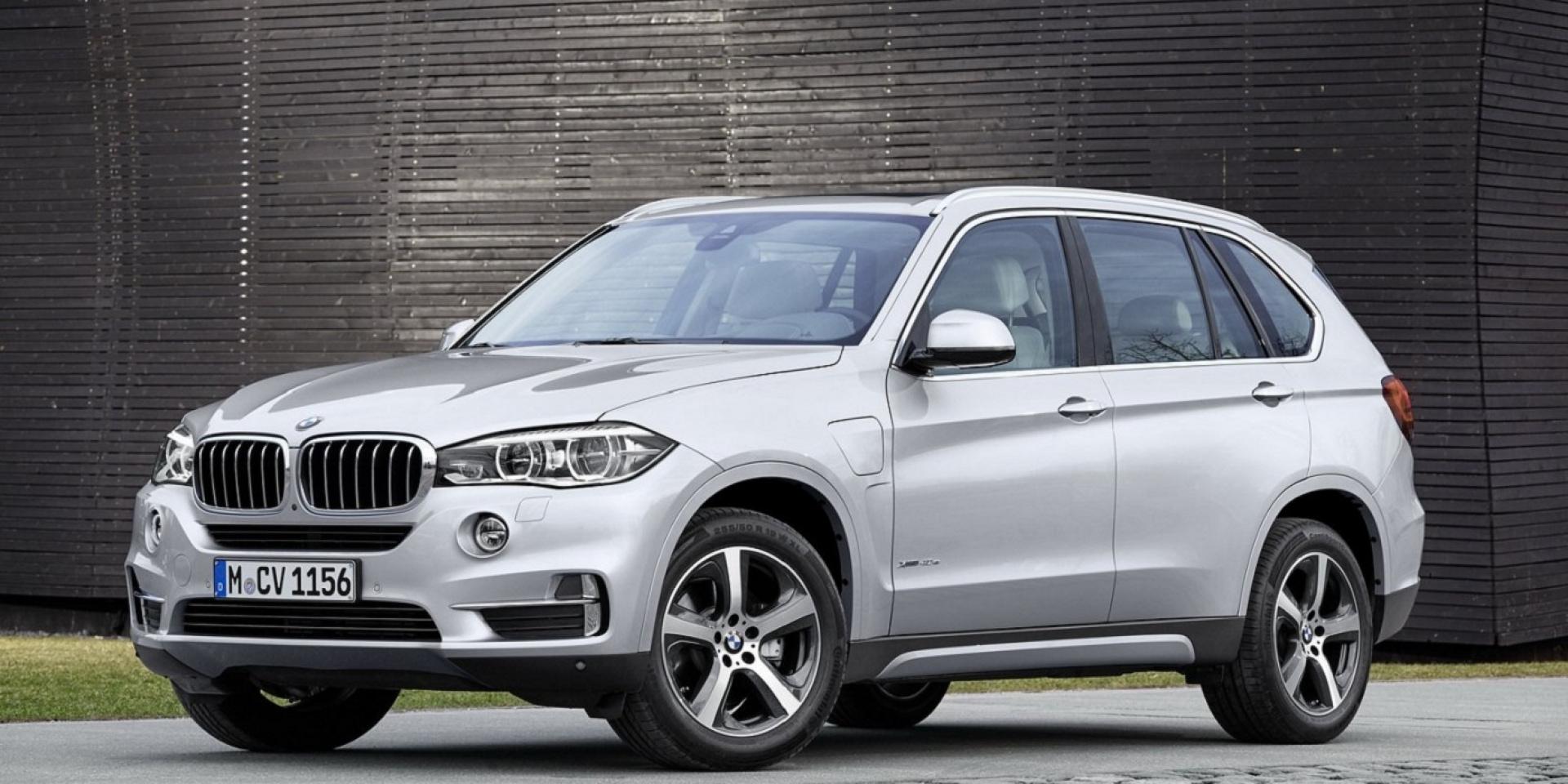 BMW將把部分X5轉移泰國生產銷售中國,台灣不受影響