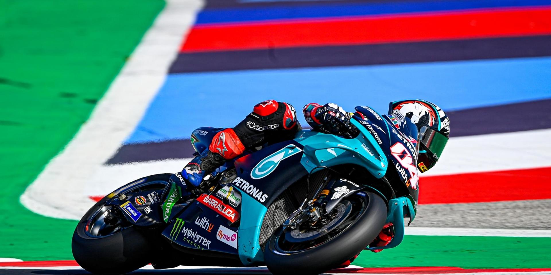 一個來練車,一個適應中!Rossi與Dovizioso滿意第一天的Misano測試!