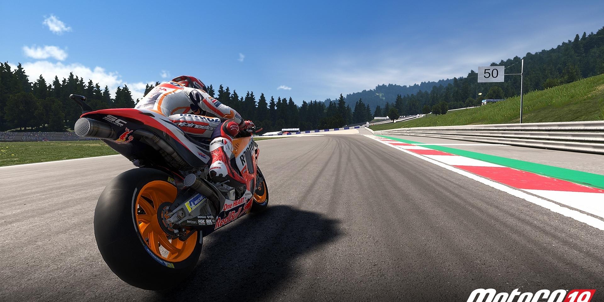 與傳說車手對決!更直覺、更智慧、更擬真MotoGP19於6月發售