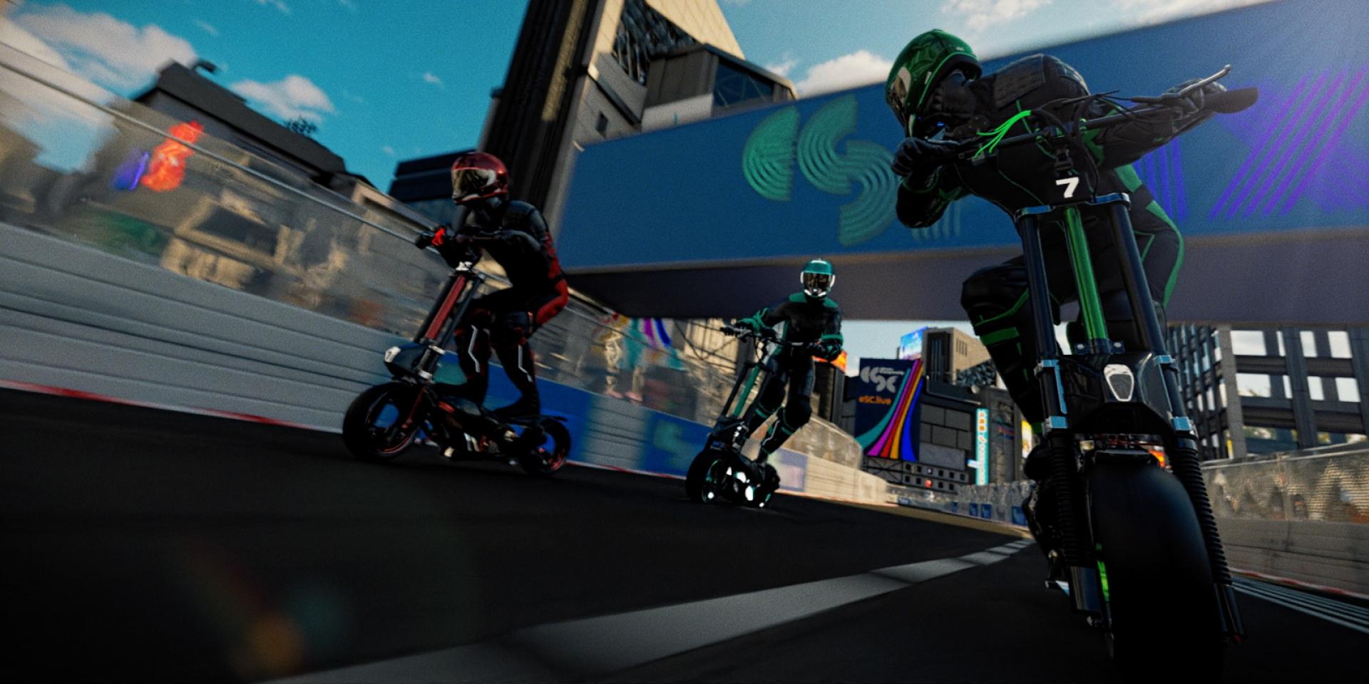 電動滑板車賽事來臨?但真的會舉行嗎