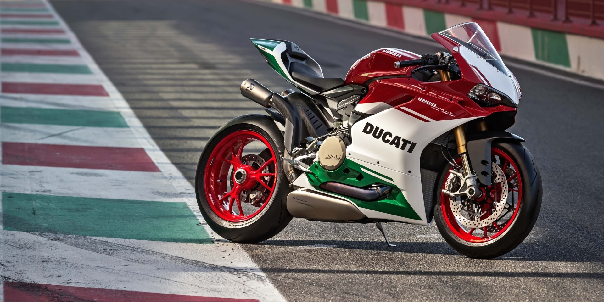 雙缸組曲最終章。DUCATI 1299 Panigale R Final Edition 發表