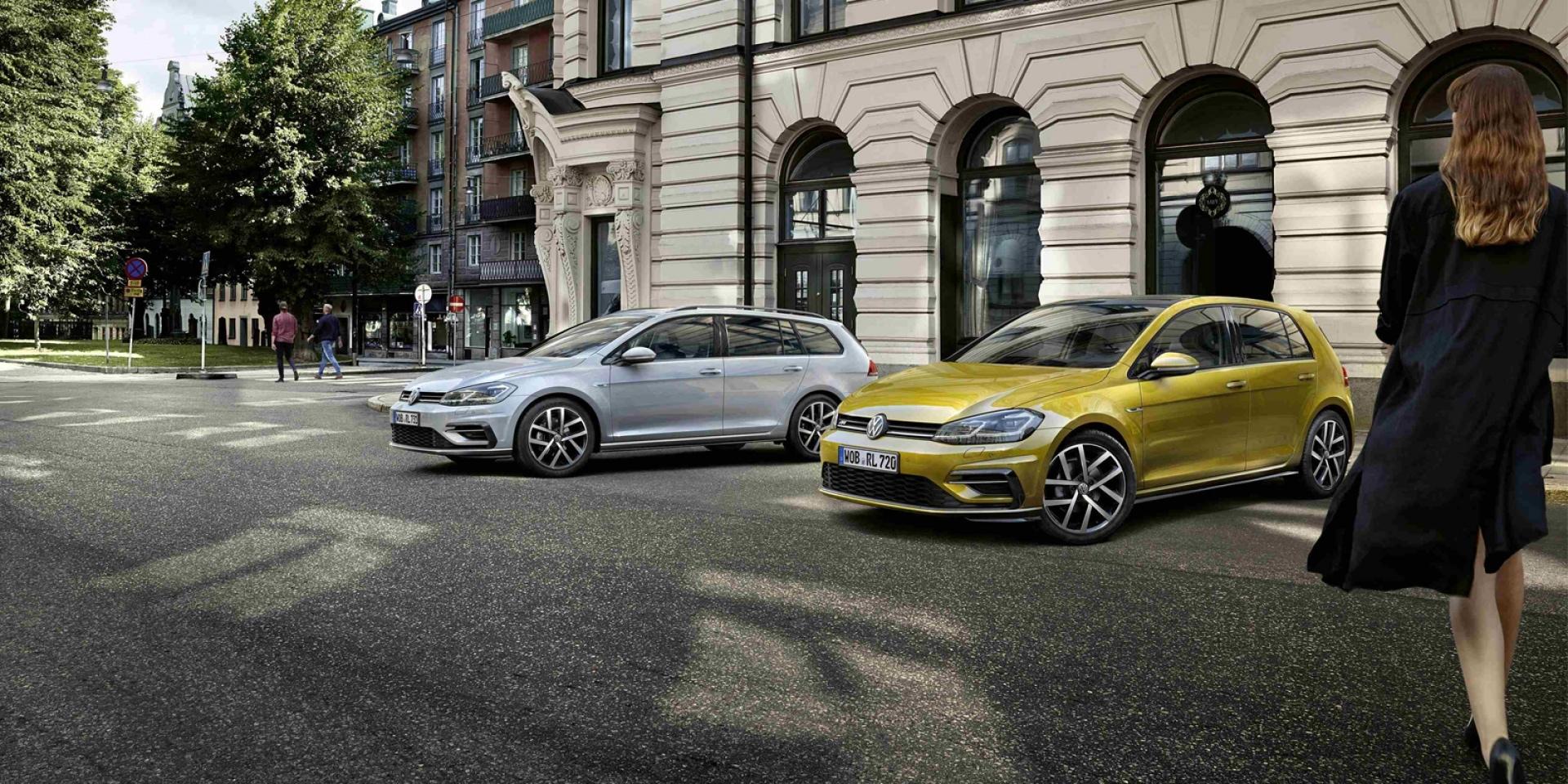 官方新聞稿。Volkswagen Golf & Golf Variant 2019年式正式上市!89.8萬元起全面升級,選擇無須妥協