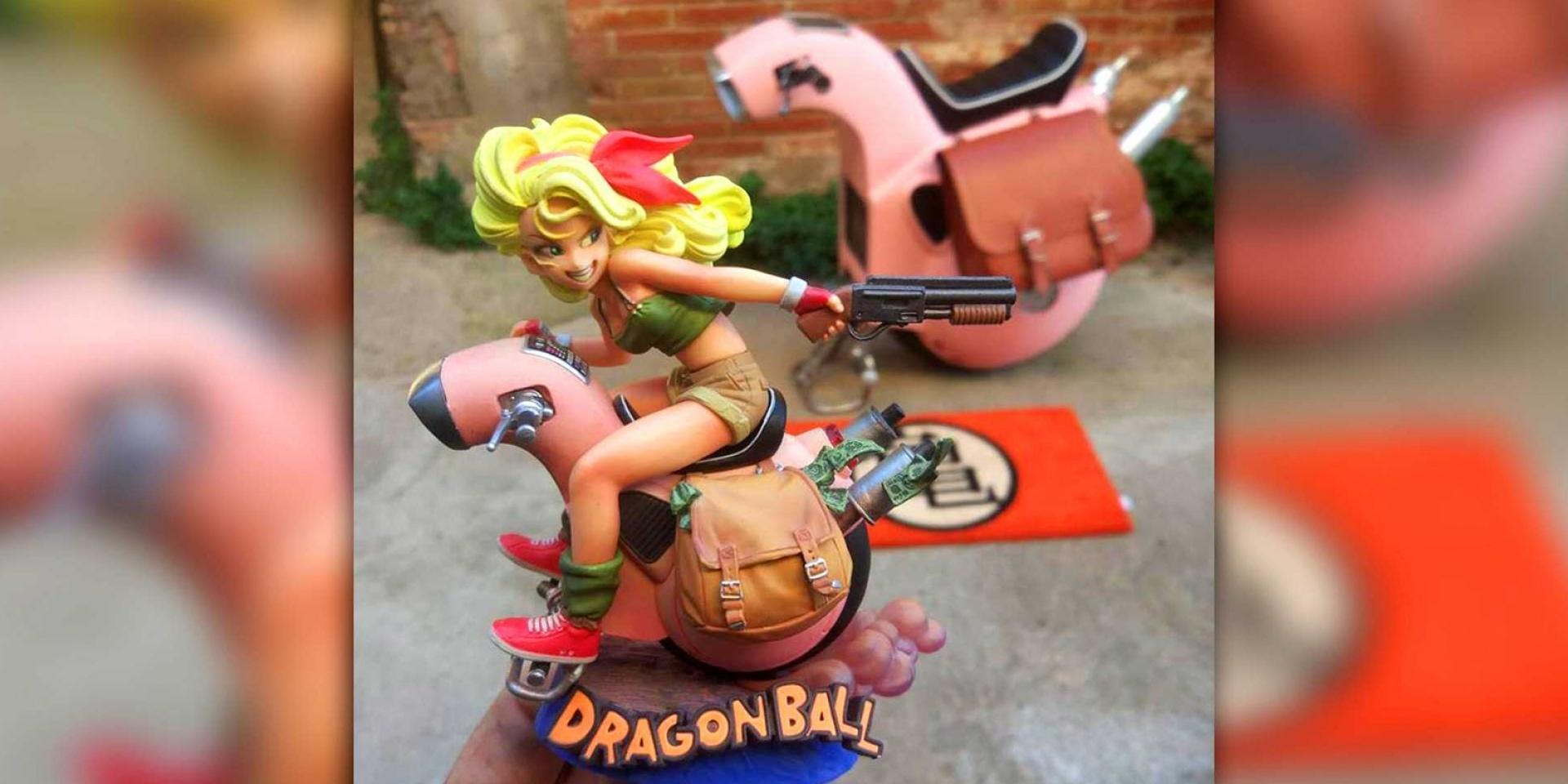 戰鬥力突破9000!Dragon Ball Z 「S-Cargo」 by Bel & Bel