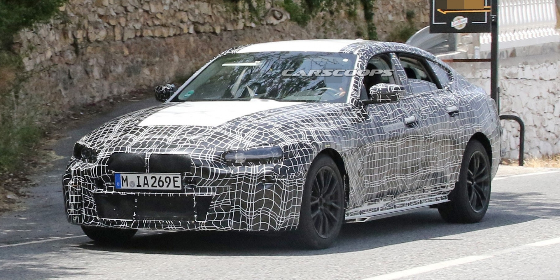 BMW i4 2021年到來!Model 3備受考驗!
