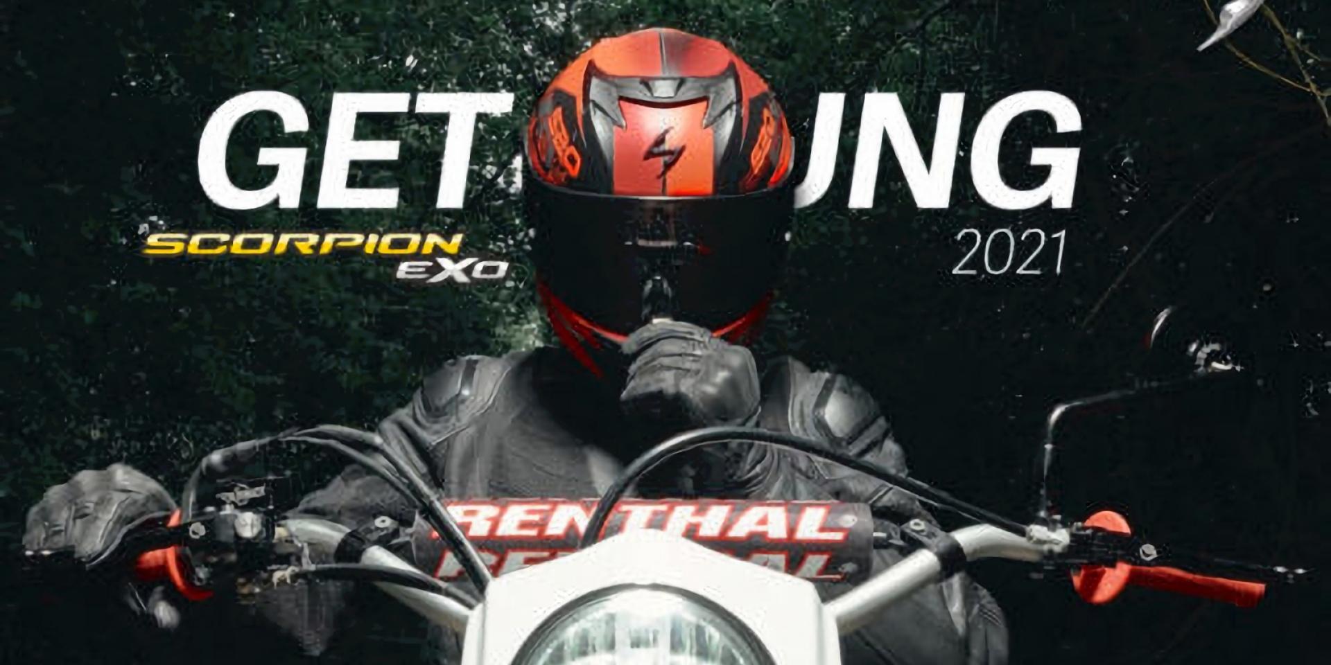 新年換新帽-Scorpion EXO-520 Air