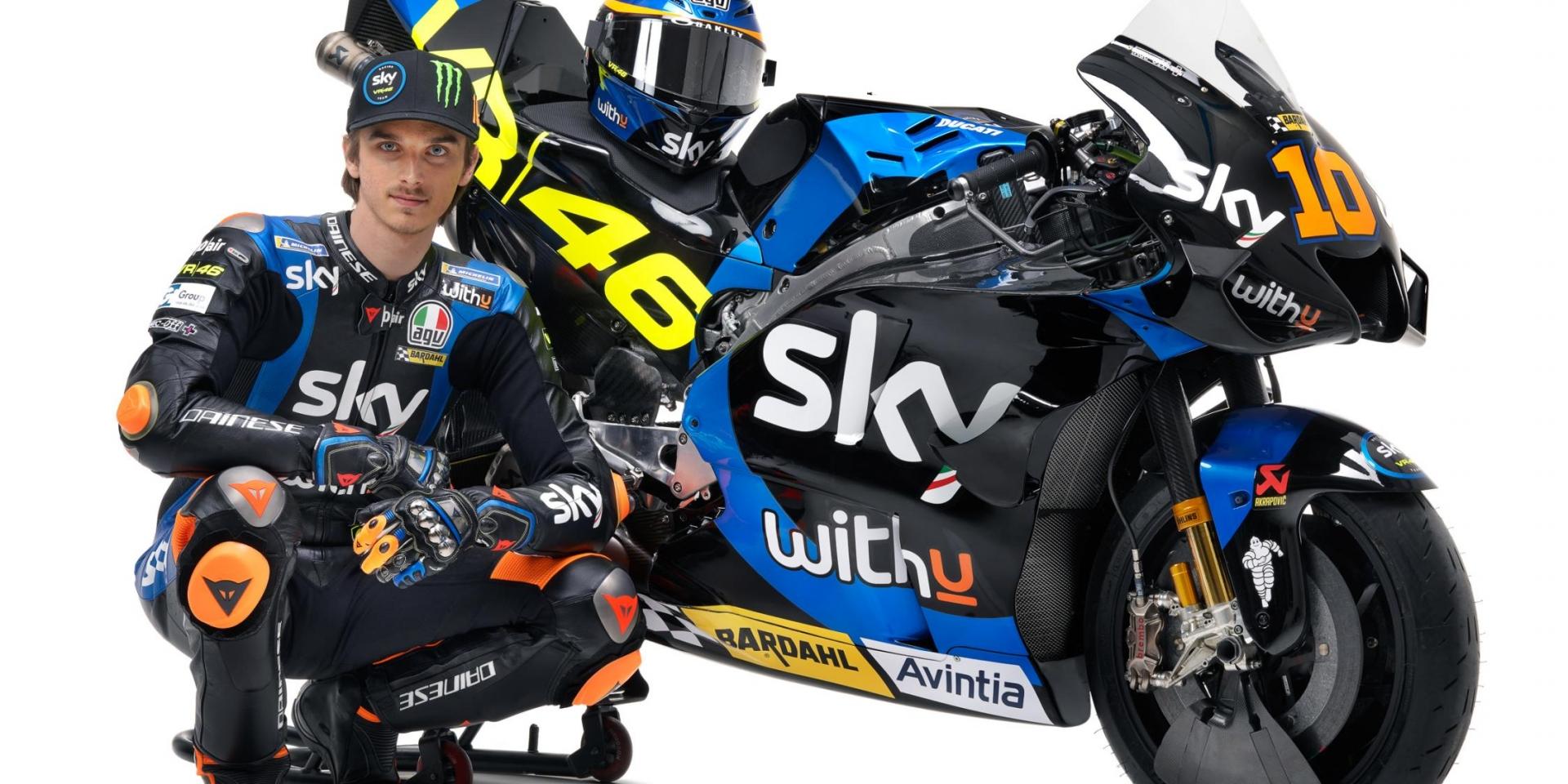 兄弟也要明算帳!Luca Marini:如果有機會,我會嘗試擊敗Valentino Rossi!
