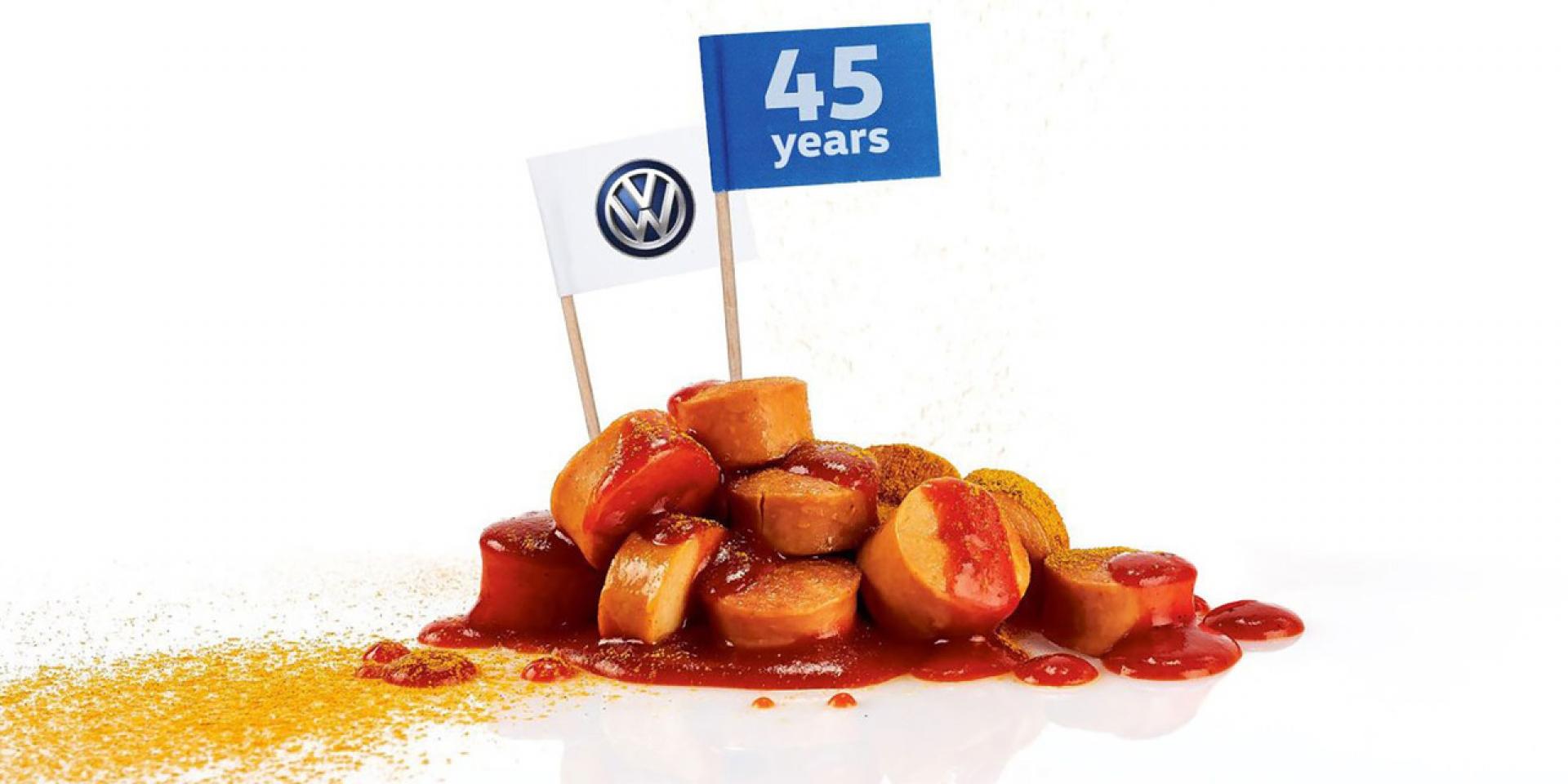 Volkswagen最暢銷產品宣布停產!咖哩香腸將走入歷史!