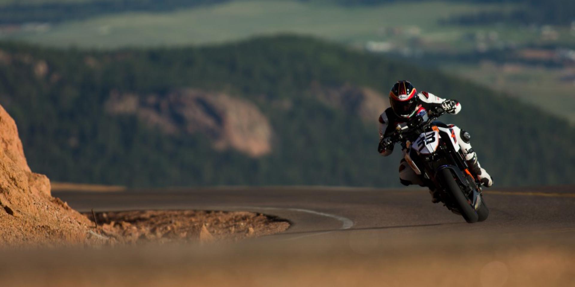 確定取消!Pikes Peak派克峰爬山賽「停辦」摩托車組別賽事
