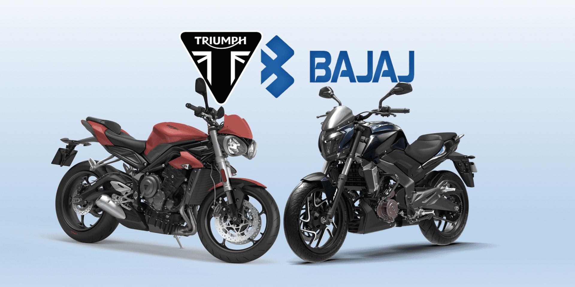 疫情衝擊,TRIUMPH-Bajaj合作車款推遲至2023年發表!