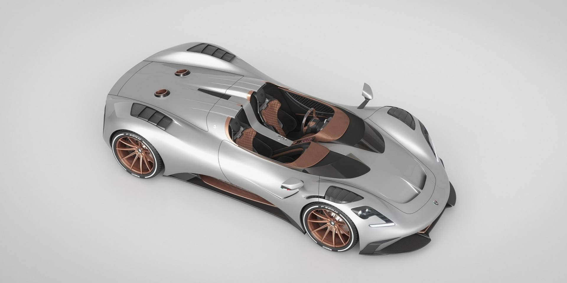 Corvette變裝成功,Ares Design限量推出S1 Project Spyder