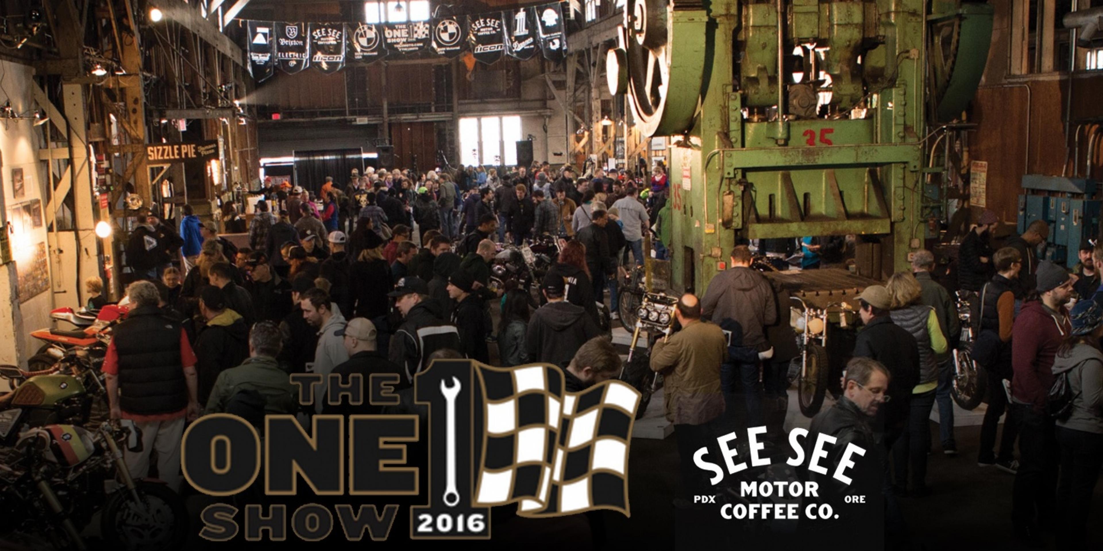 手工車界年度盛會,The One Motorcycle Show。
