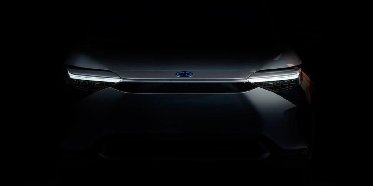 不只是86 Toyota與Subaru共同開發電動SUV!