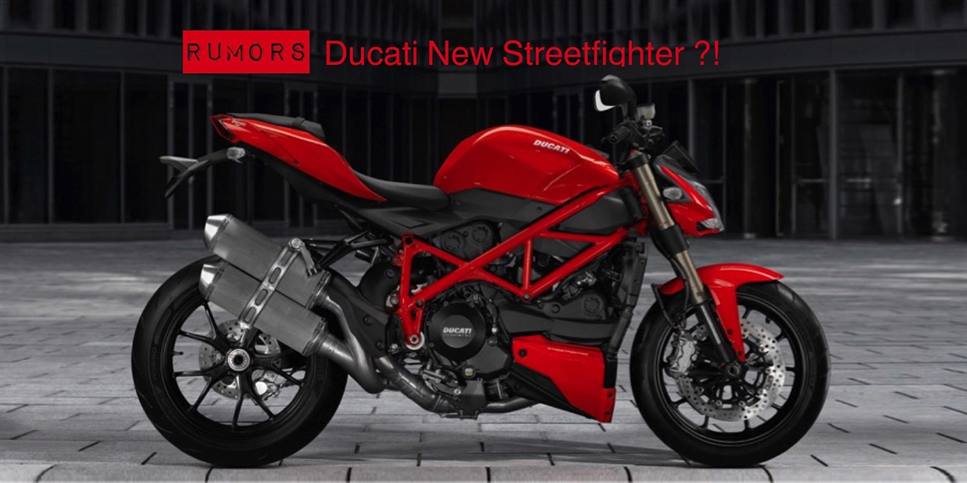 全新動力單元。Ducati大改款Streetfighter即將發表?