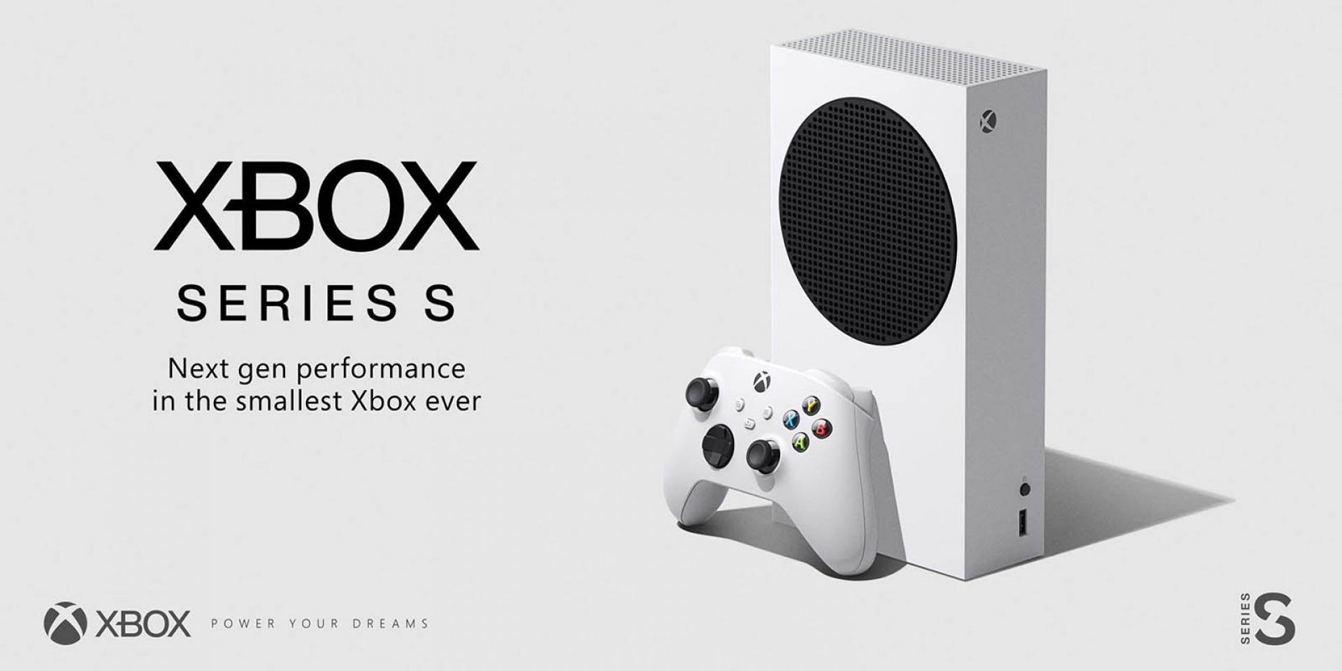 主機只要台幣8,700元!微軟Xbox Series S正式公佈售價,PS5緊張了嗎?
