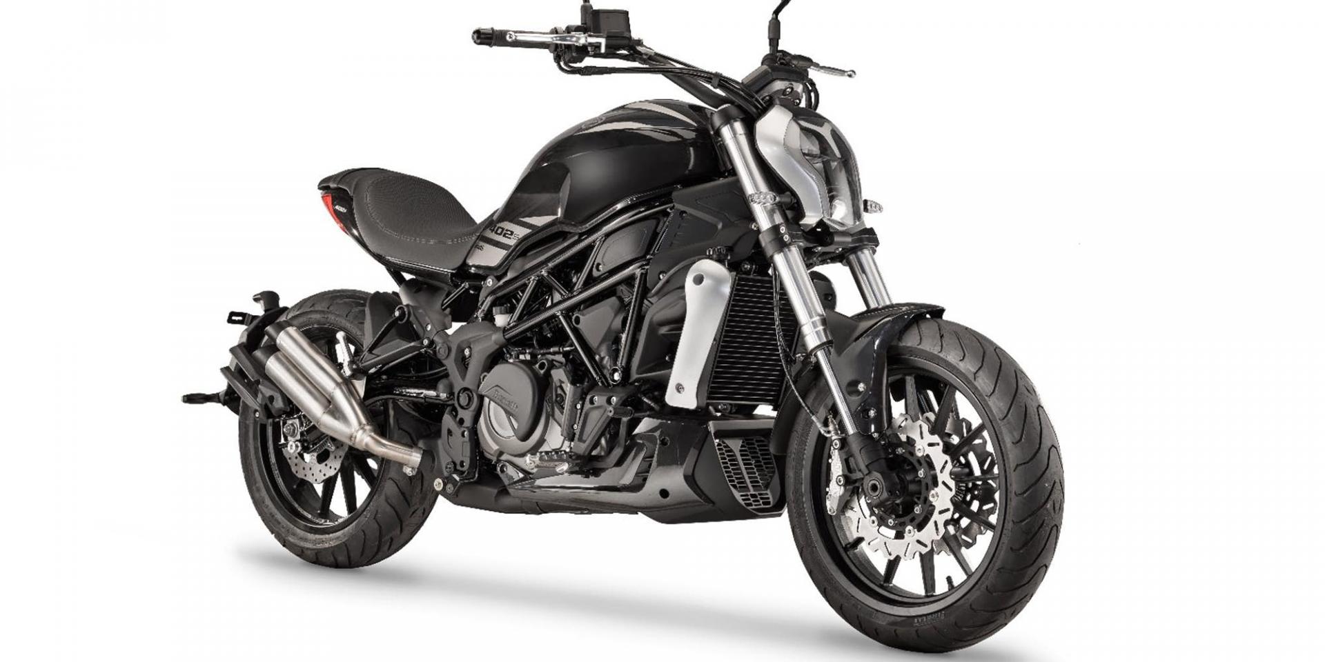 強國無極限,Ducati XDiavel的複製人Benelli 402 S