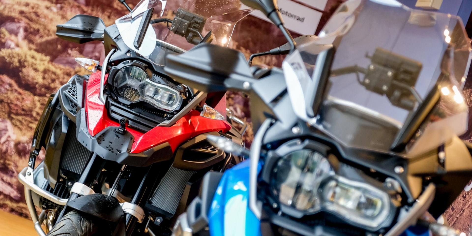 ShiftCam技術導入 馬力扭力雙提升,BMW R 1250 GS/ R 1250 GS Adventure/ R 1250 RT上市發表會