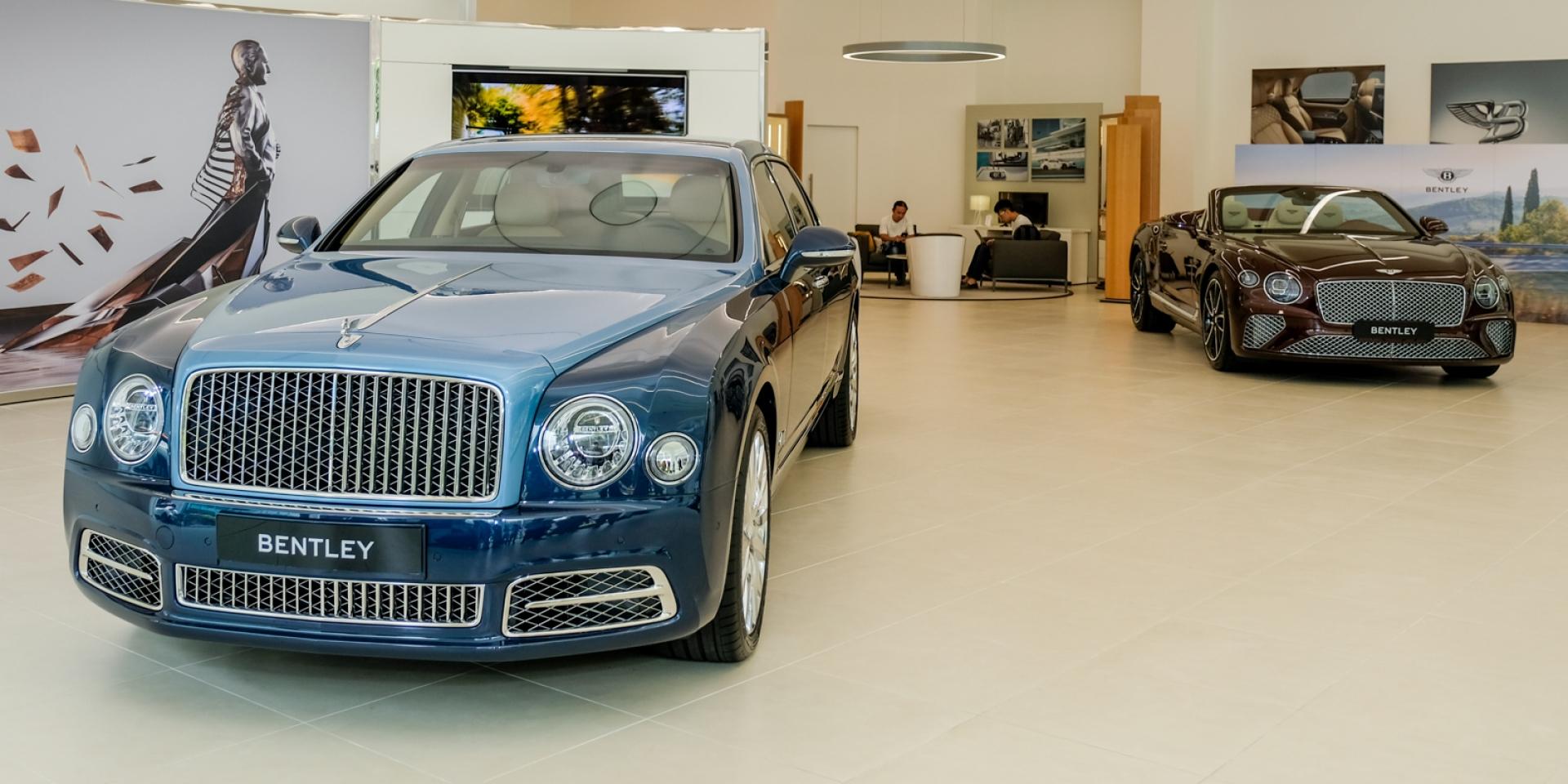 一世紀的經典淬煉,BENTLEY「The 100 Extraordinary Years 媒體鑑賞會」,限量Mulsanne、Continental GT Convertible同場展示