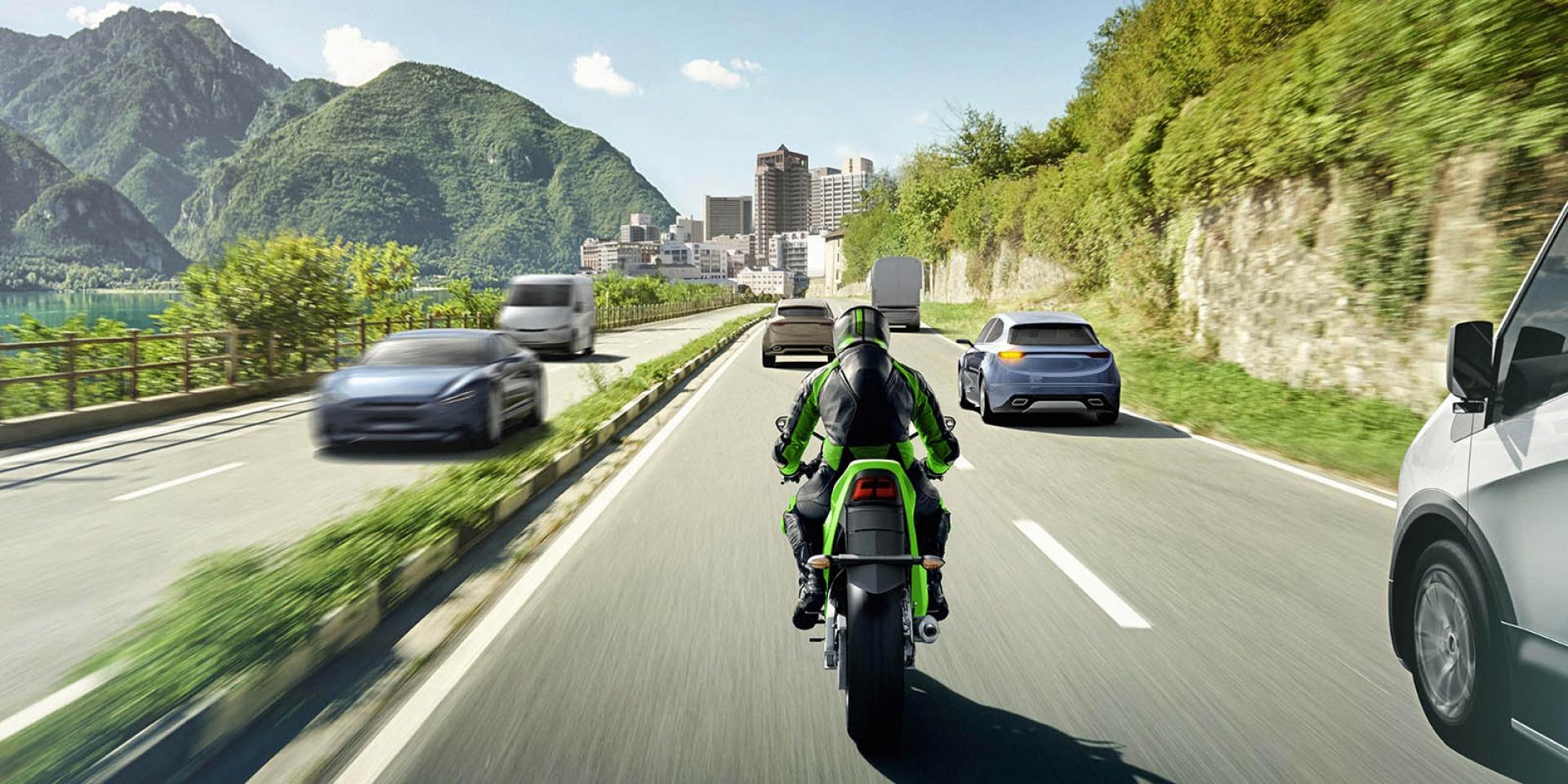歐、日車廠二輪科技進化,Bosch ACC系統即將來到市售車款