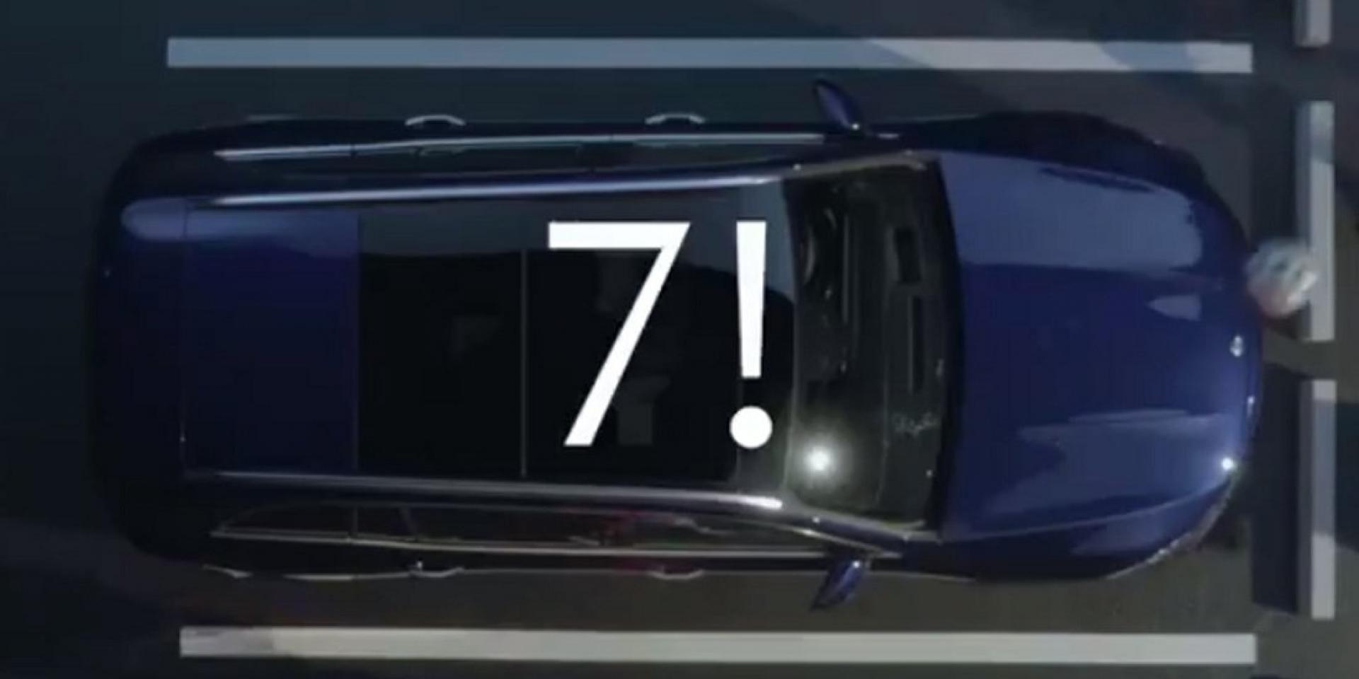 7人座確定!全新Mercedes-Benz GLB即將發表!