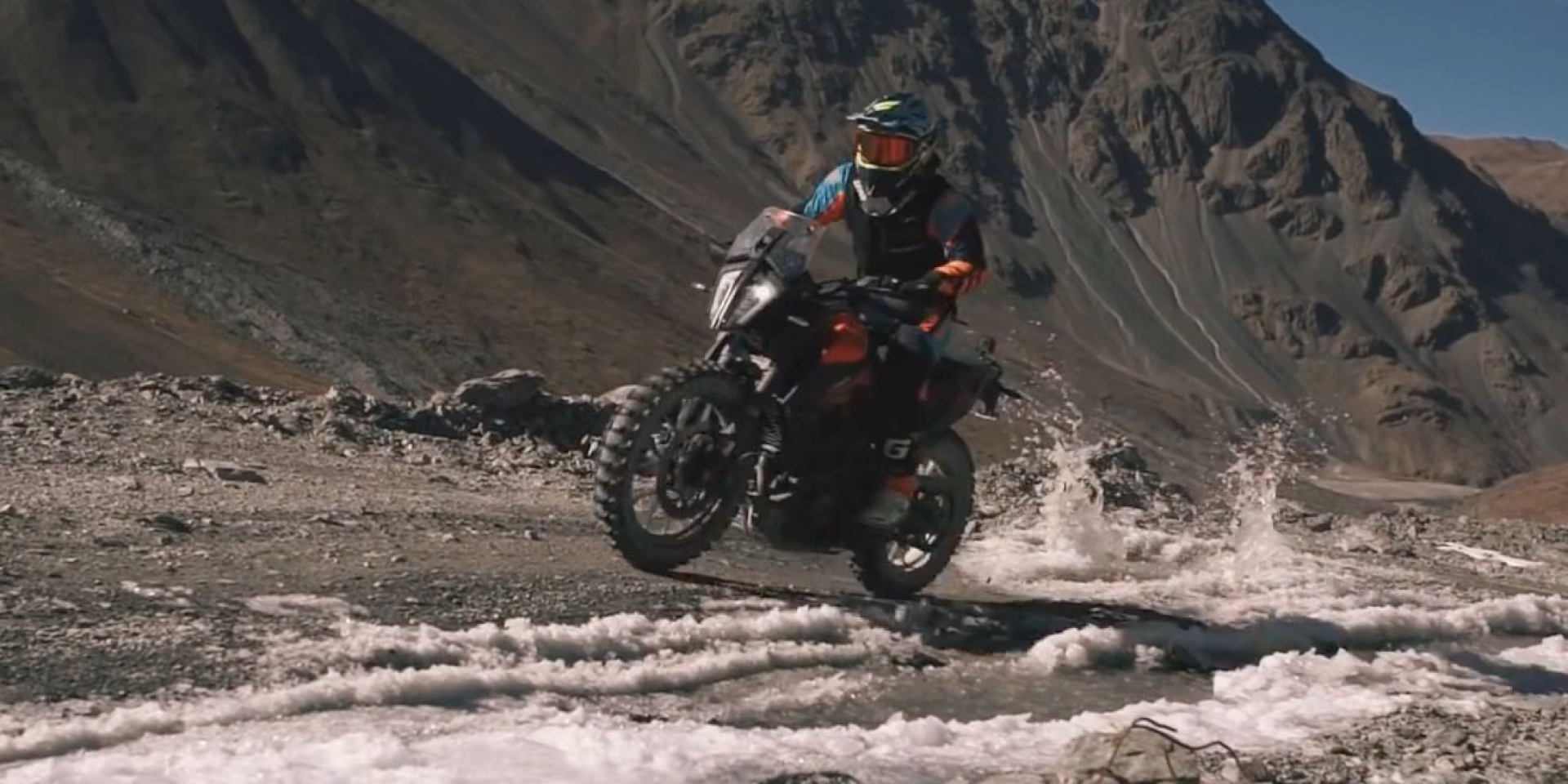KTM 390 Adventure 寫下世界最高爬山賽紀錄!