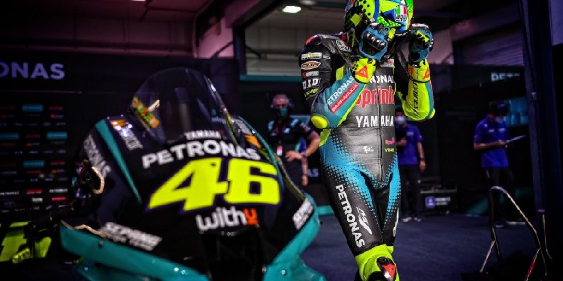再見!偉大與傳奇的螢光黃46號!Valentino Rossi官方聲明2021年賽季結束後正式退休!
