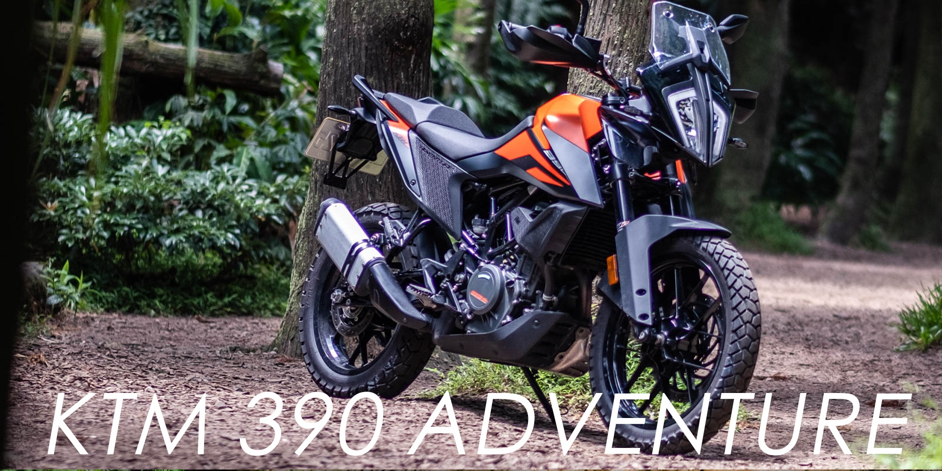 通勤、旅遊、越野。KTM 390 ADVENTURE 實用玩樂滿點的三棲冒險家!