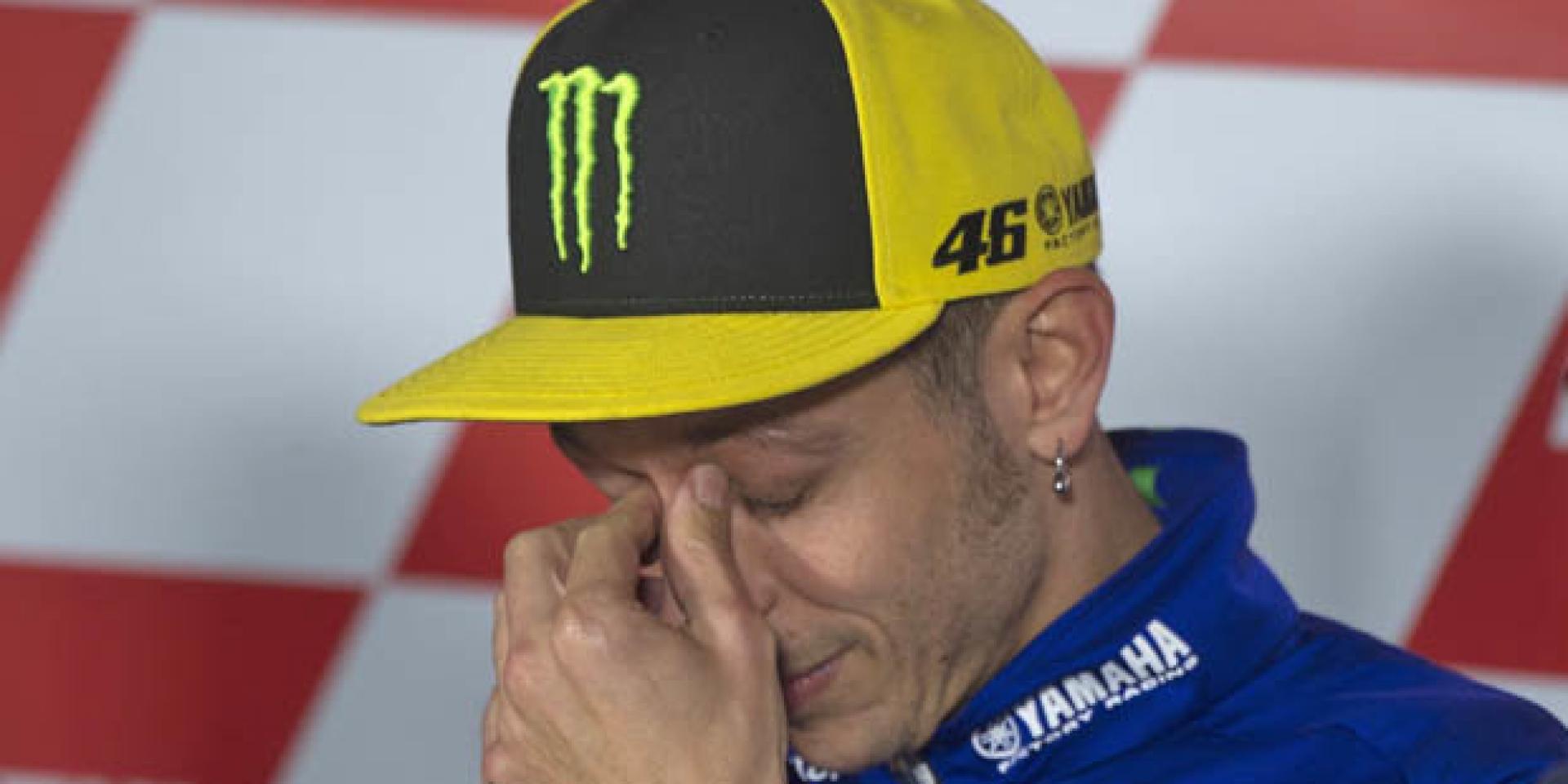 Alberto Puig:Valentino Rossi 無法接受自己的時代已經結束了。