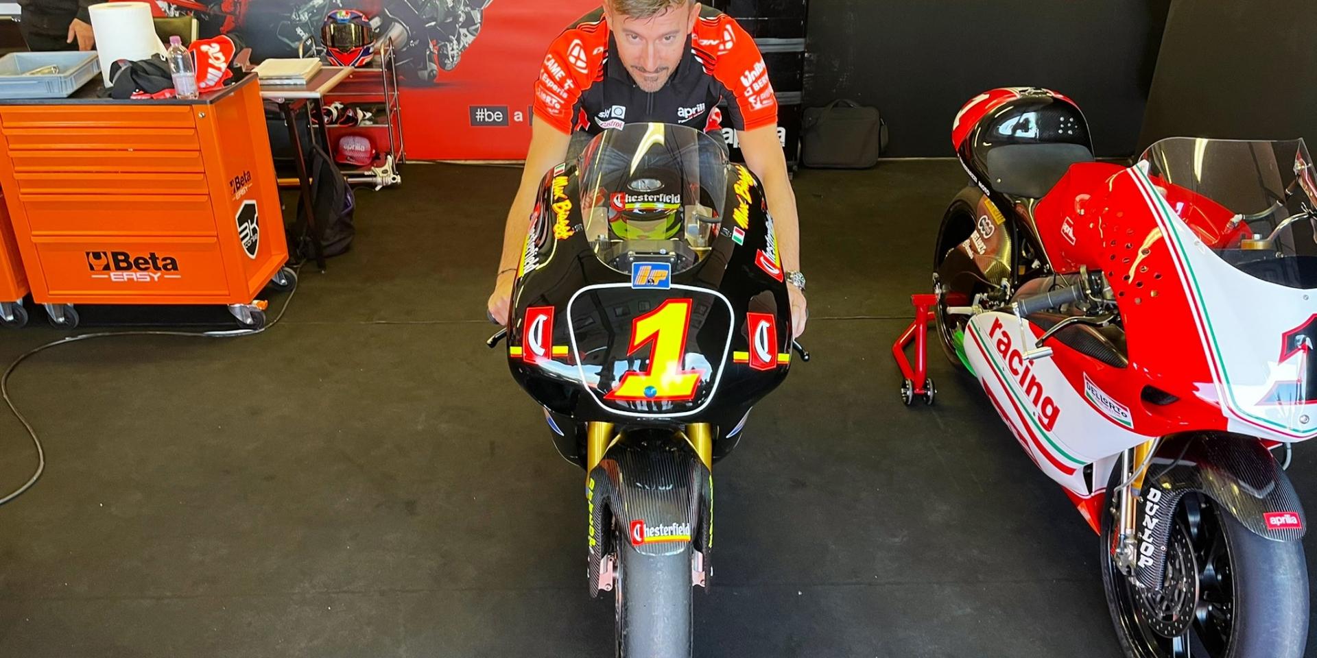 羅馬皇帝評舊宿敵!Max Biaggi:其實很難理解為什麼Valentino Rossi會遇到麻煩!