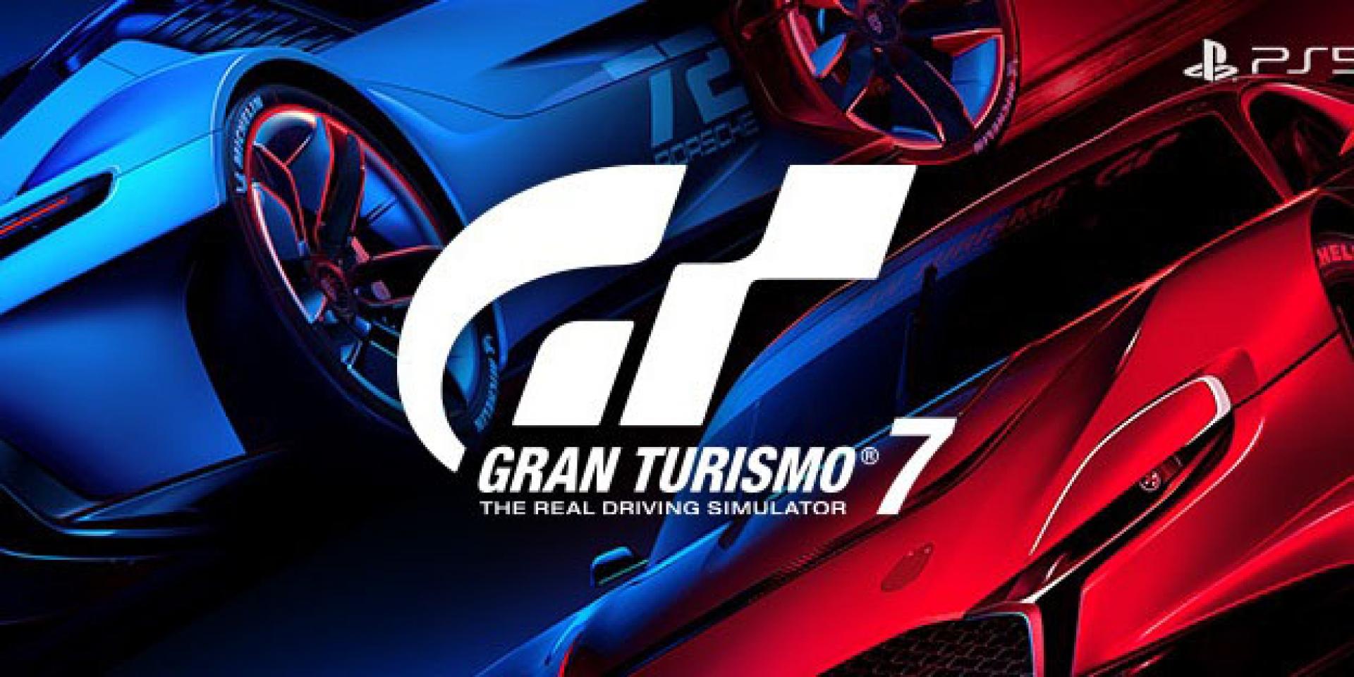 搖桿車手就位!Gran Turismo 7 2022年3月發售