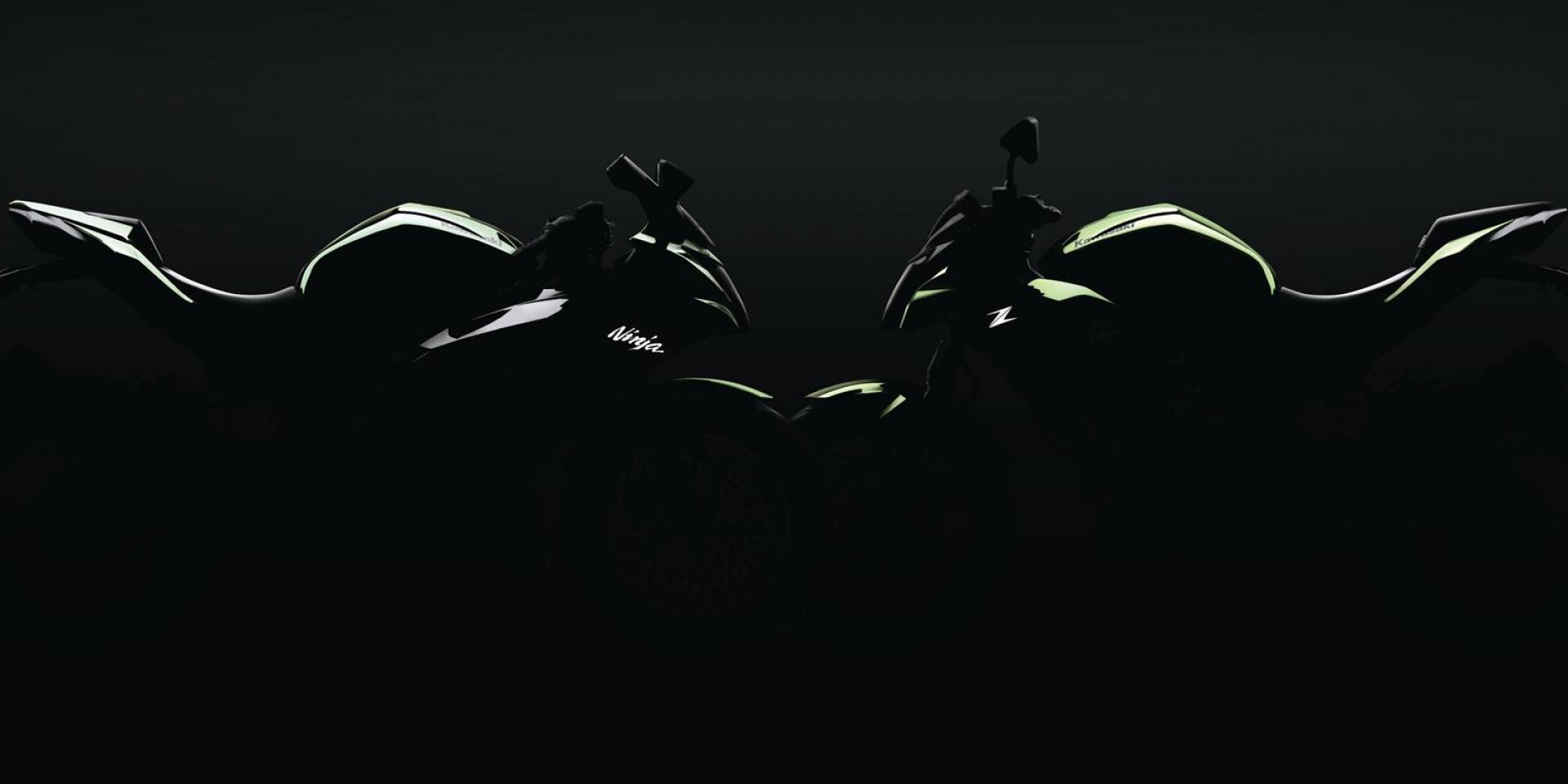 下忍出擊!KAWASAKI 透露2019年全新Ninja 125與Z125樣貌!