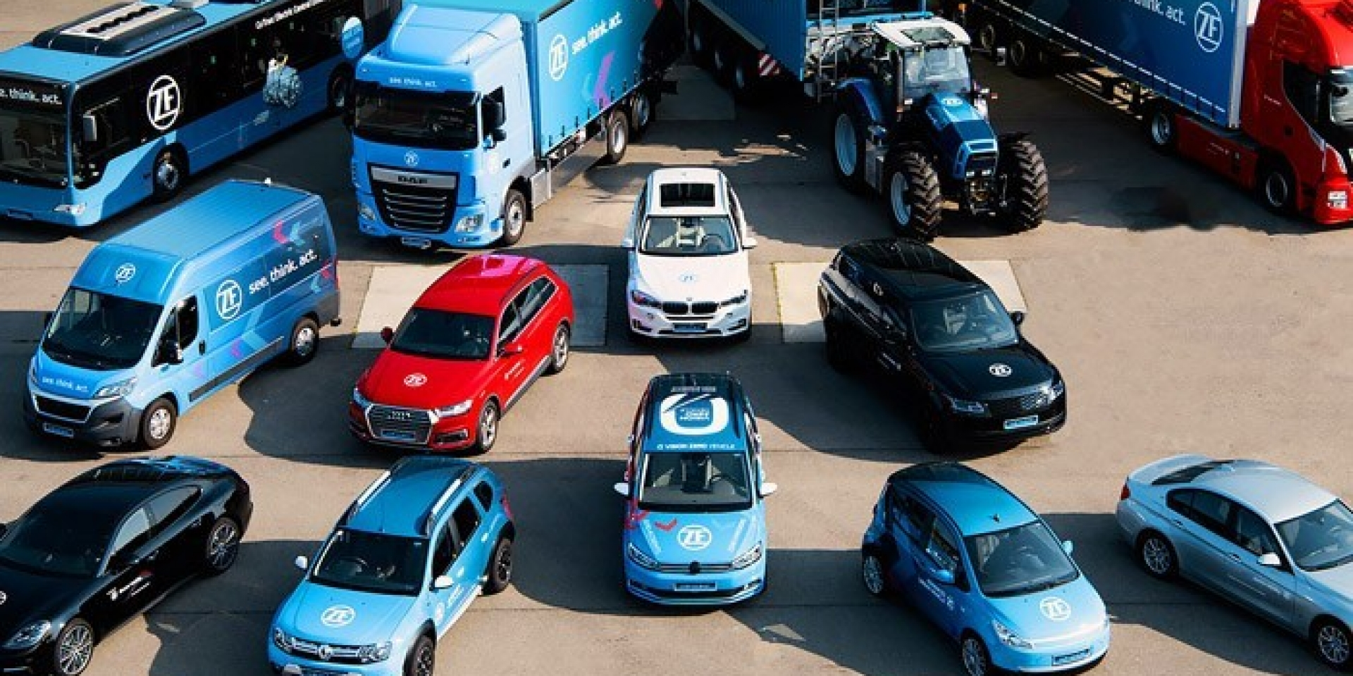 ZF開發電動車變速箱!傳統燃油車輛將不再研發!