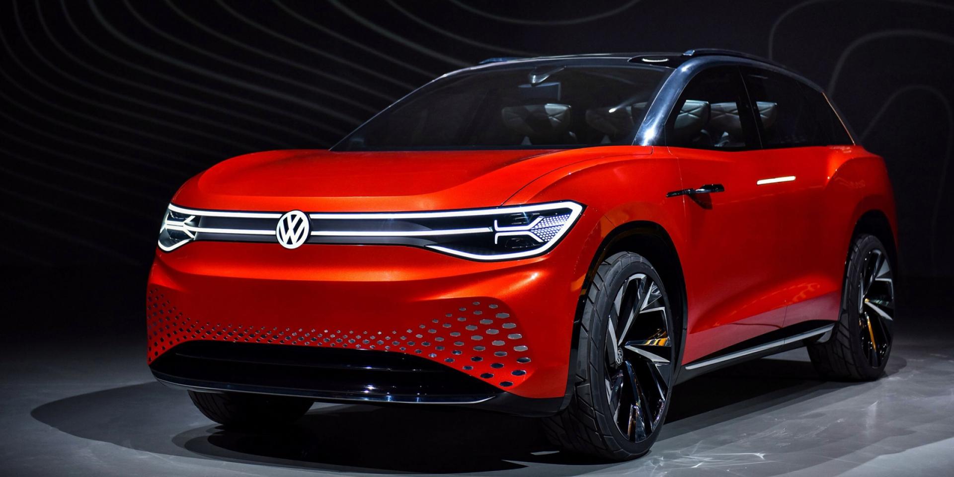 官方新聞稿。Volkswagen上海車展 全球首發ID. ROOMZZ概念車