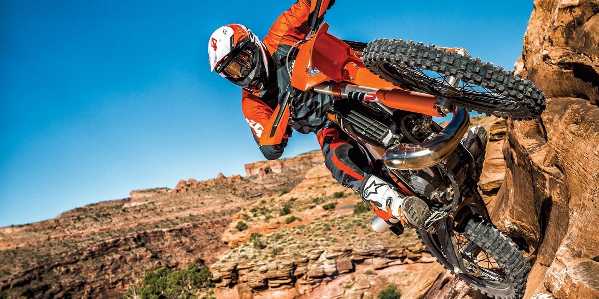 KTM宣布將販售噴射二行程車種