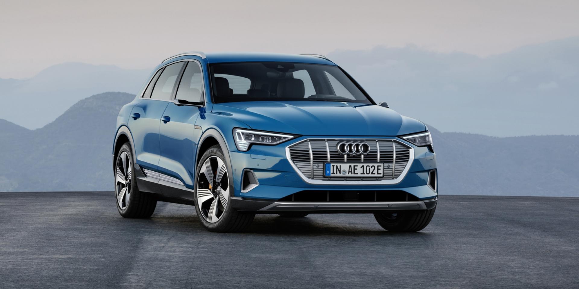 官方新聞稿。Audi e-tron電池外殼獲ASI認證,與Umicore合作開發電池循環利用技術