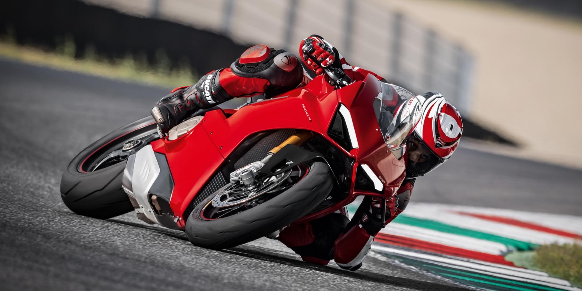 2017米蘭車展。Ducati Panigale V4 1409正式引爆