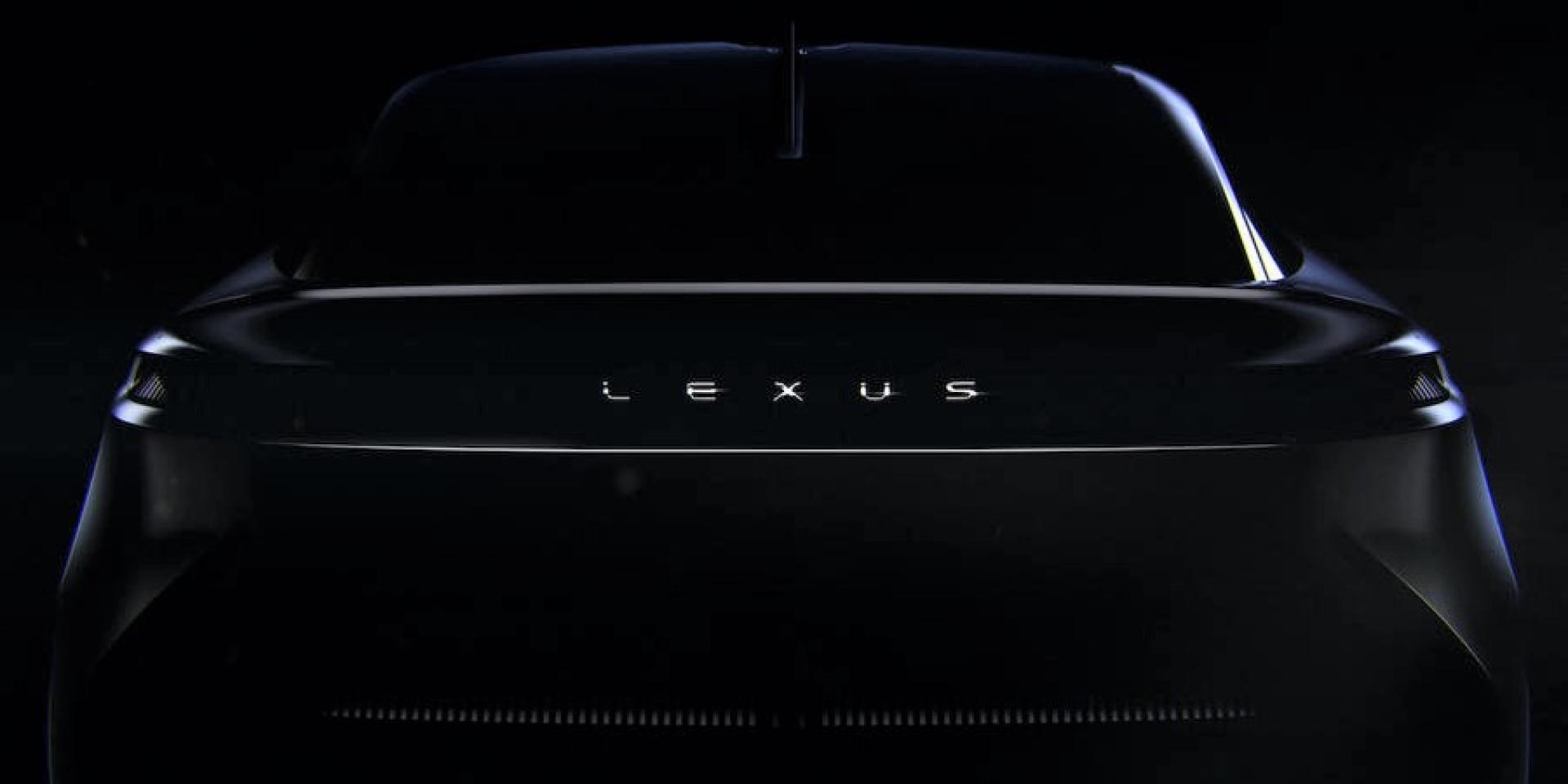 房車、跑車還是休旅車?Lexus全新純電概念車款下週登場