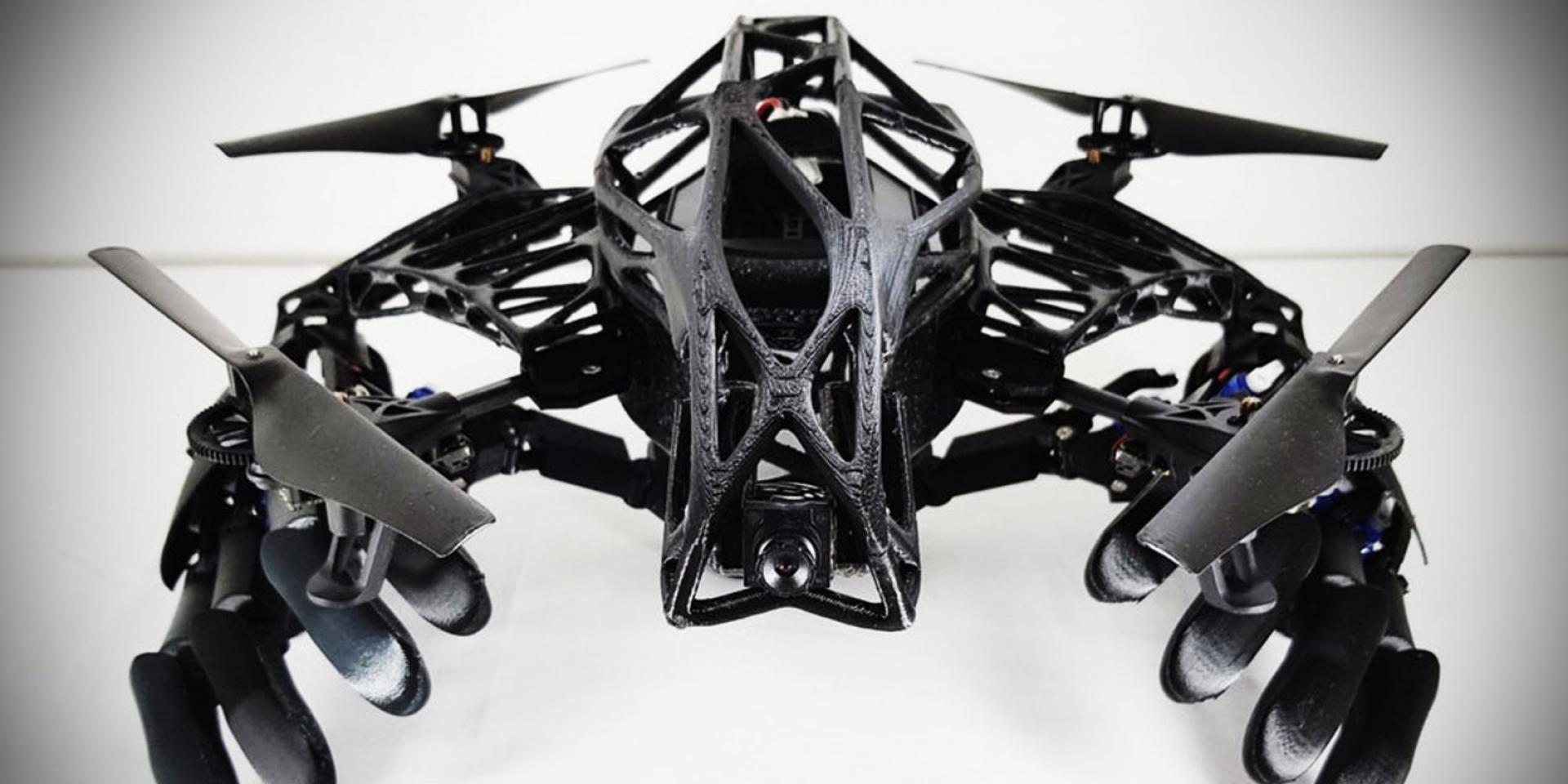 來自蝙蝠俠的黑科技!?Youbionic仿生無人機DRONE FOR HANDY